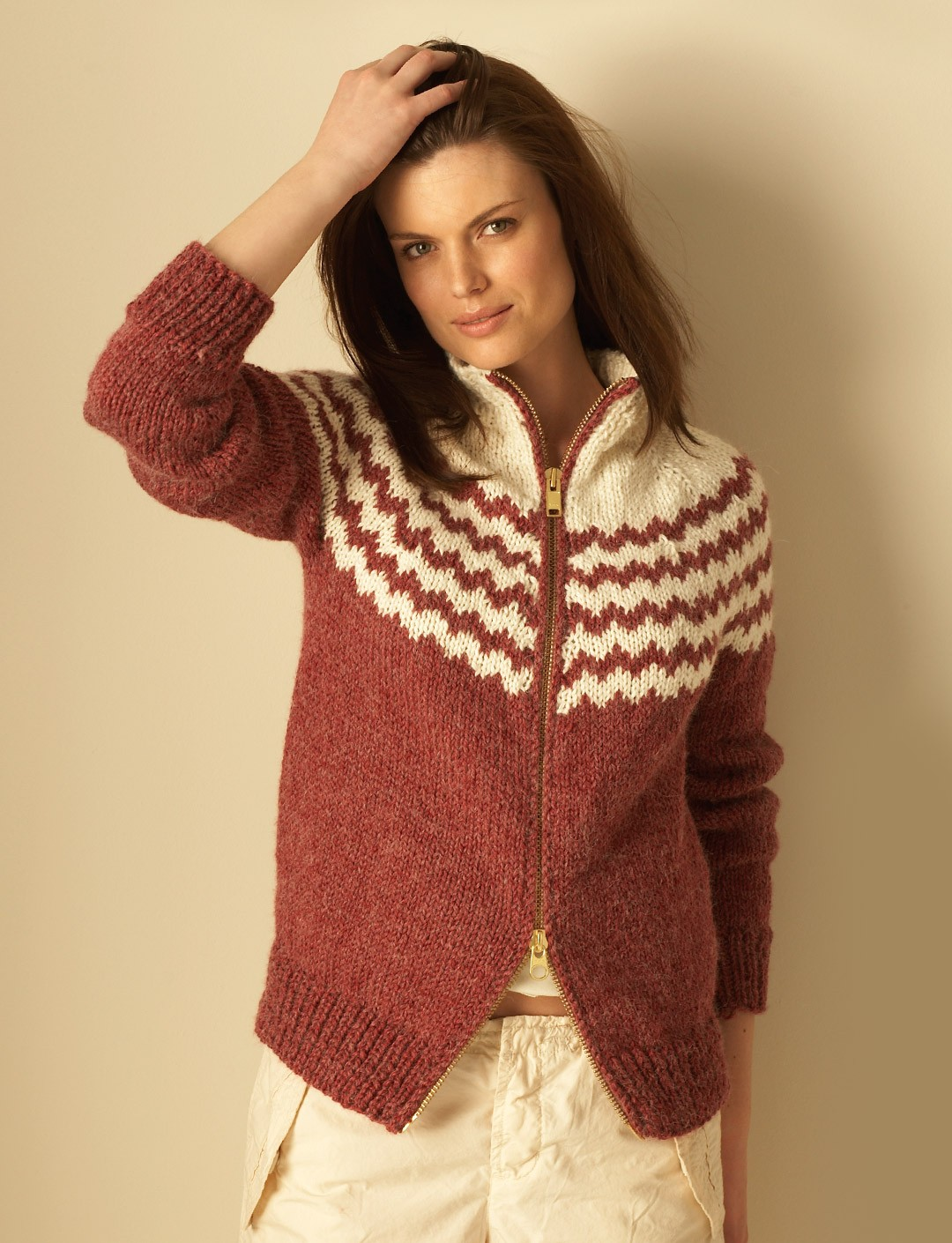 Top Down Alpaca Cardigan