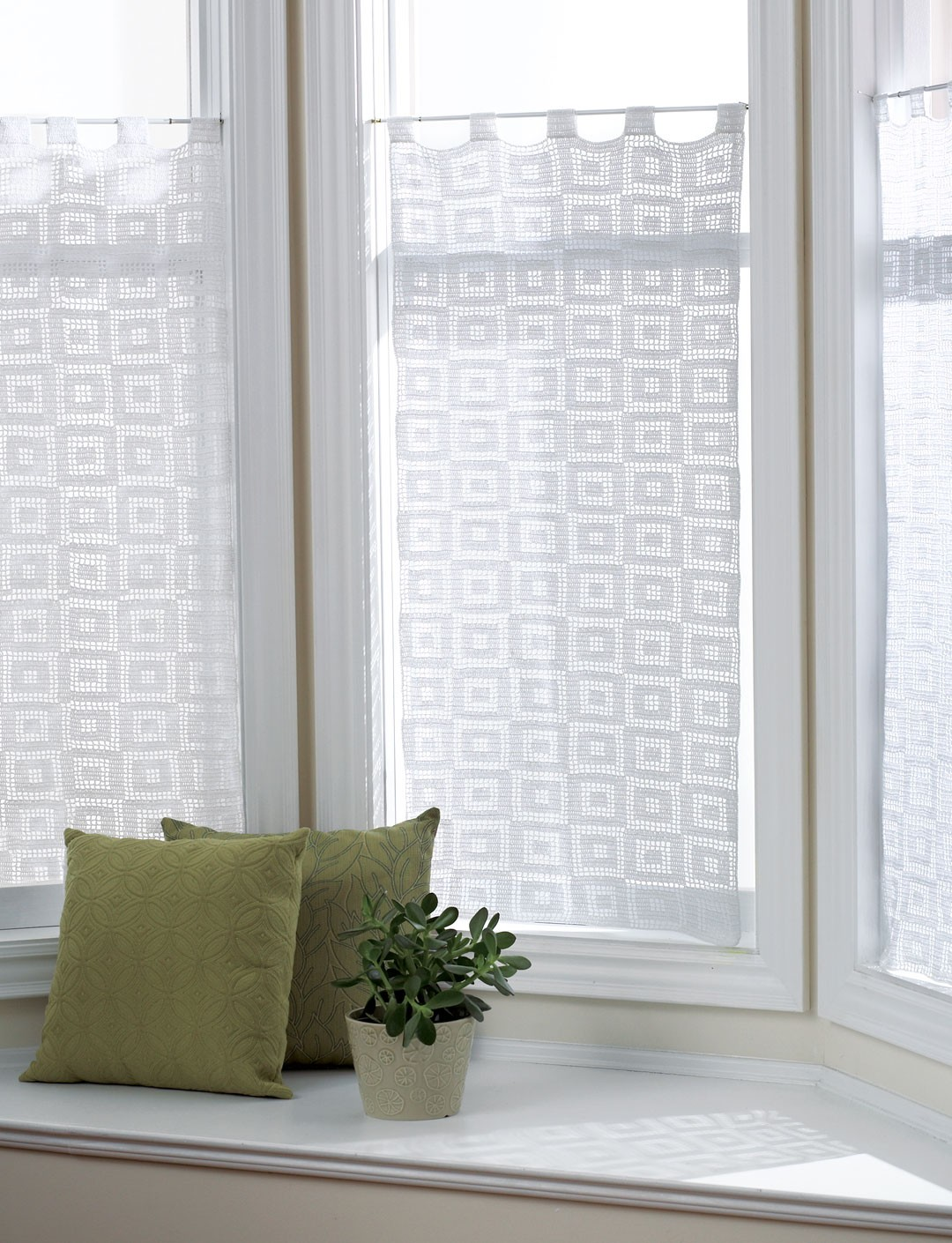 Blocks-In-Blocks Curtains
