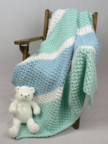 Soften His World Baby Blanket