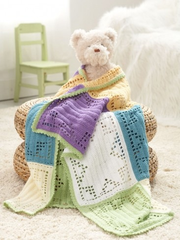 Starlight Baby Blanket