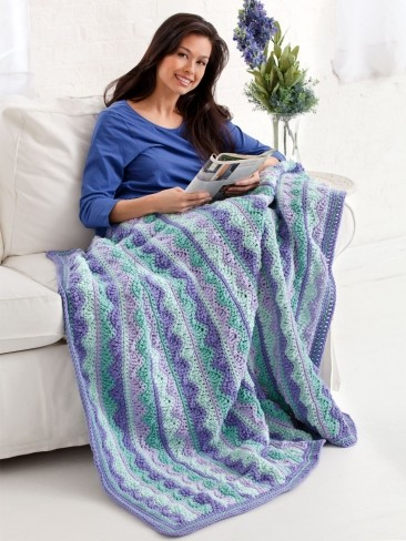 Summer Mist Throw