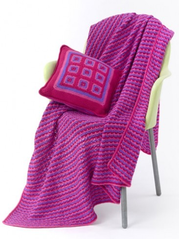 Tween Pillow & Throw