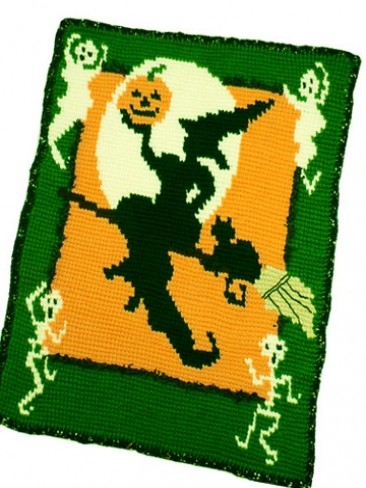 Halloween Throw
