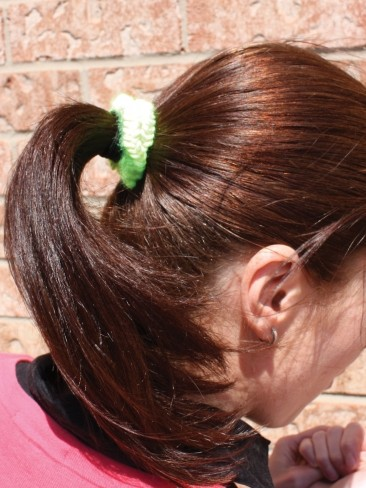 Kids' Craft - Scrunchie