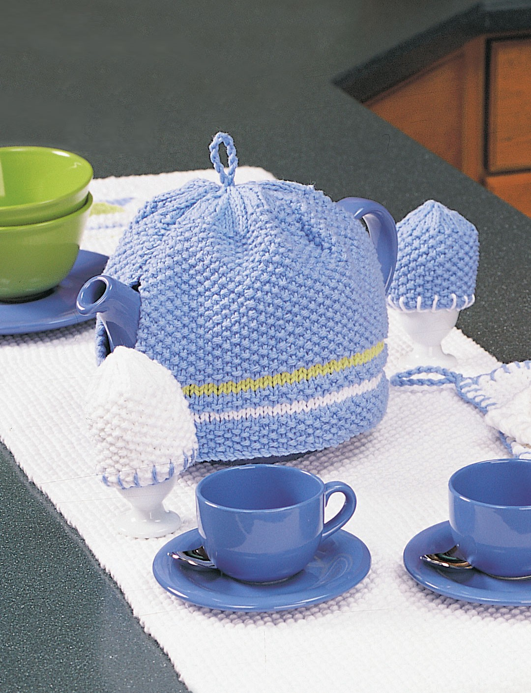 Tea Cozy and Egg Cozy