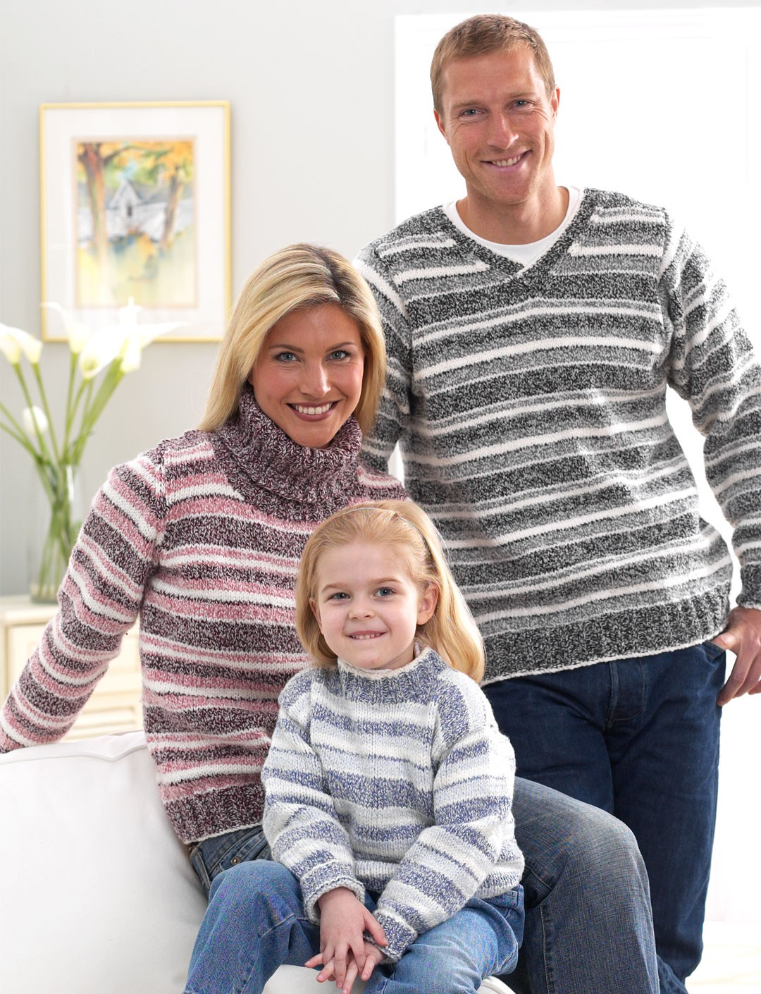 Family Stripes