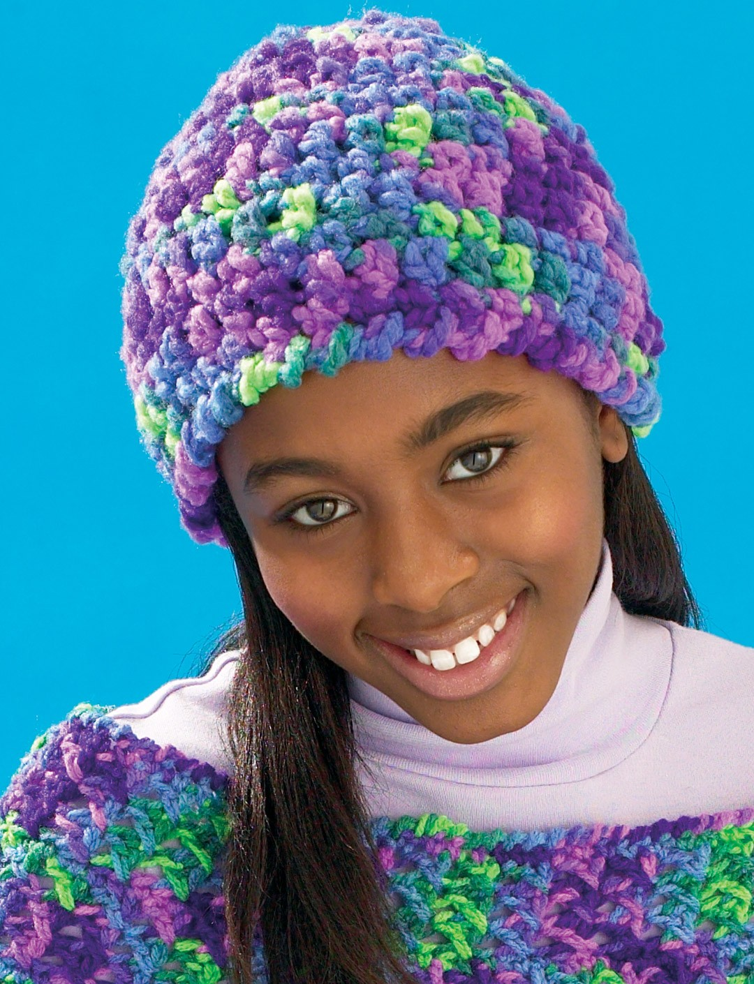 Cool Crochet Cap