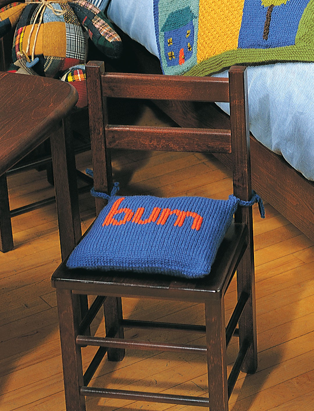 'Bum' Chair Cushion
