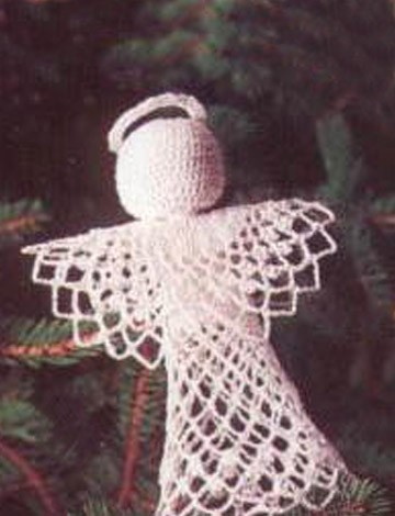 Tree-Topper Angel