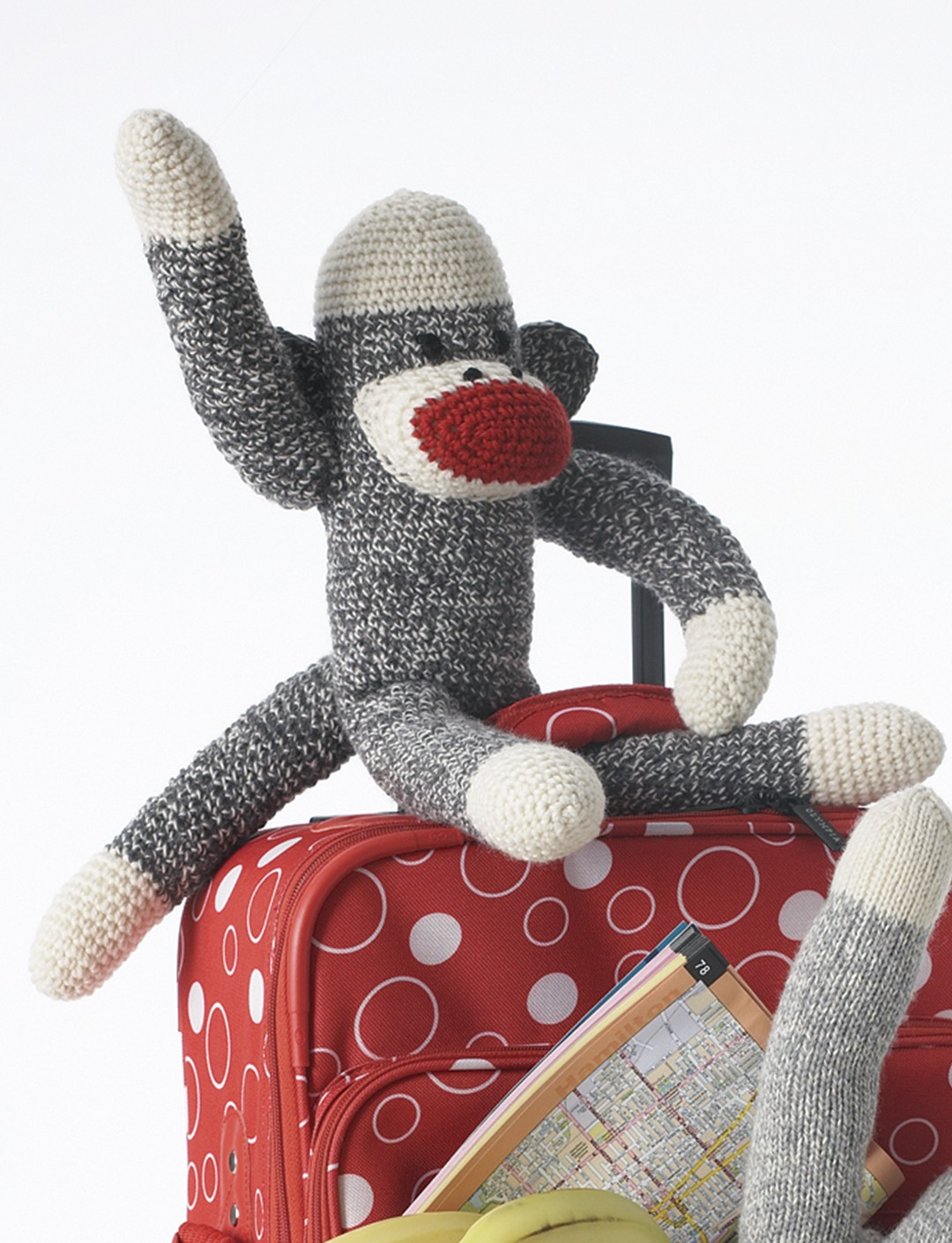 Basic Crochet Sock Monkey