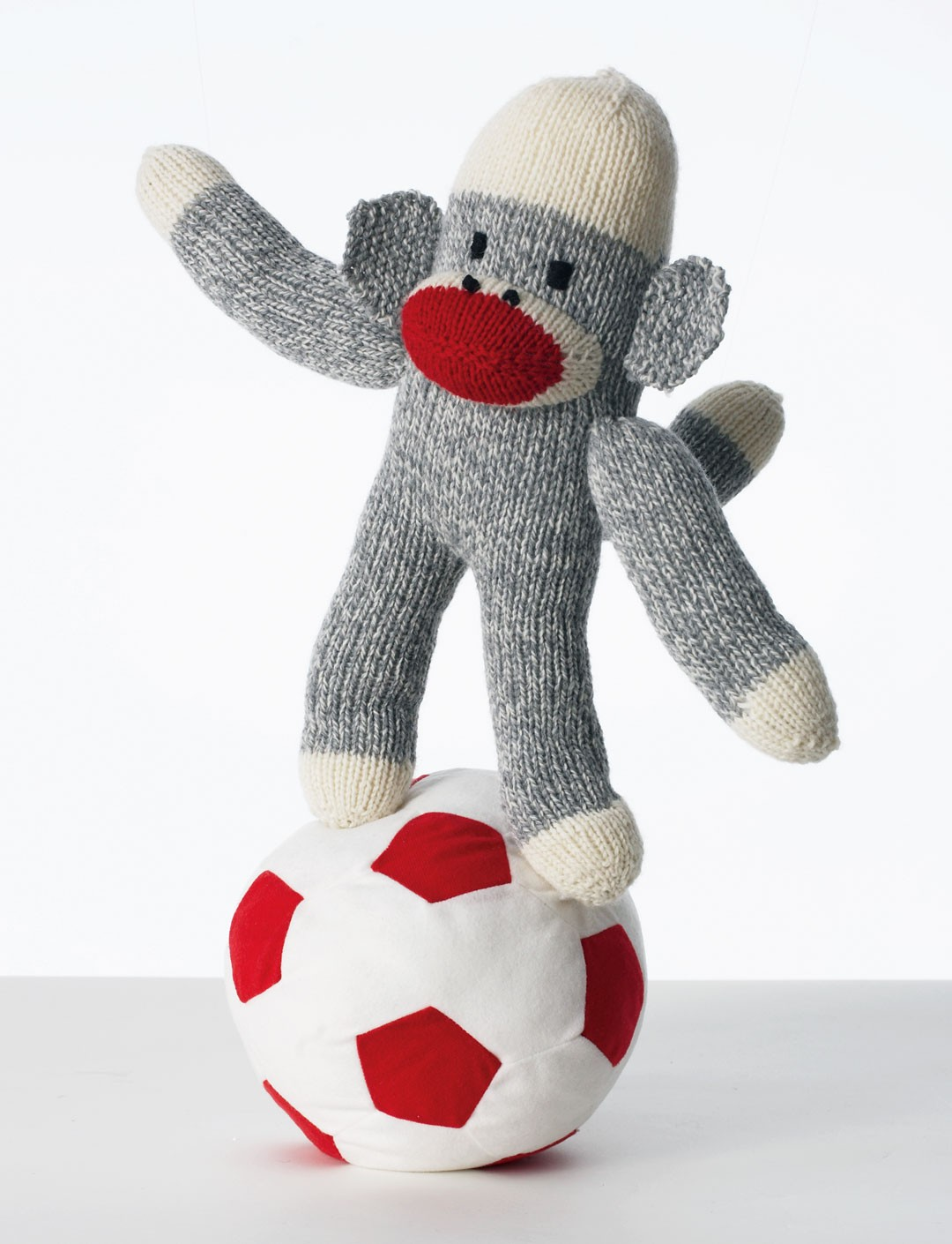 Patons Monkey Around, Knit Pattern Yarnspirations