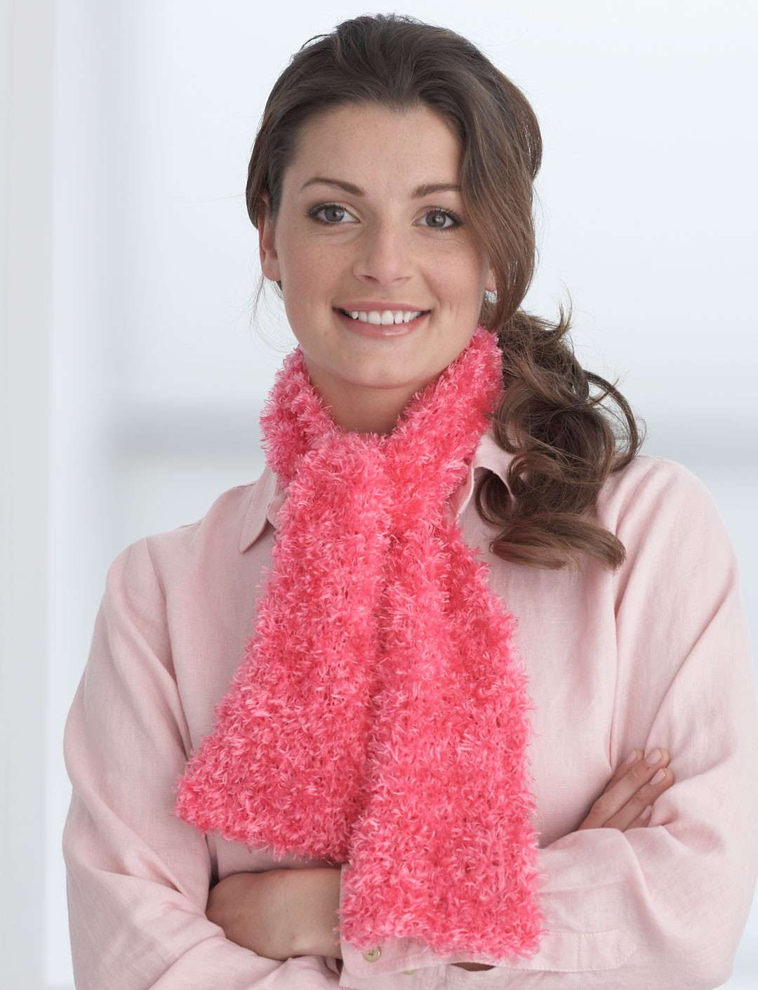 Easy Gift Scarf