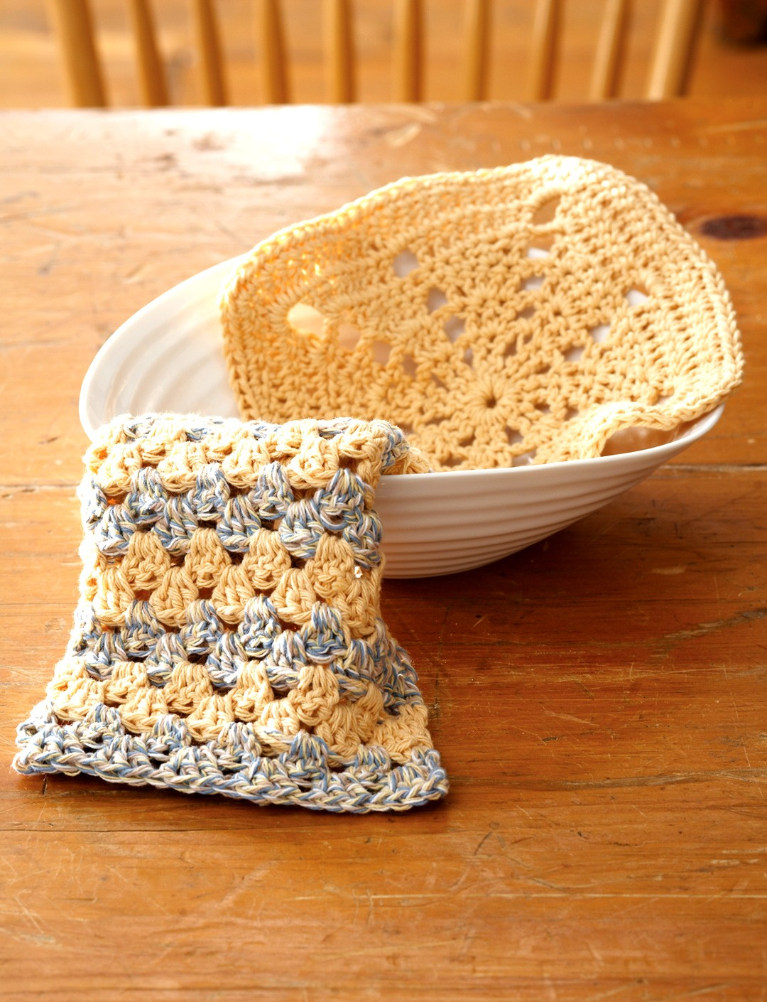 Country Dishcloths