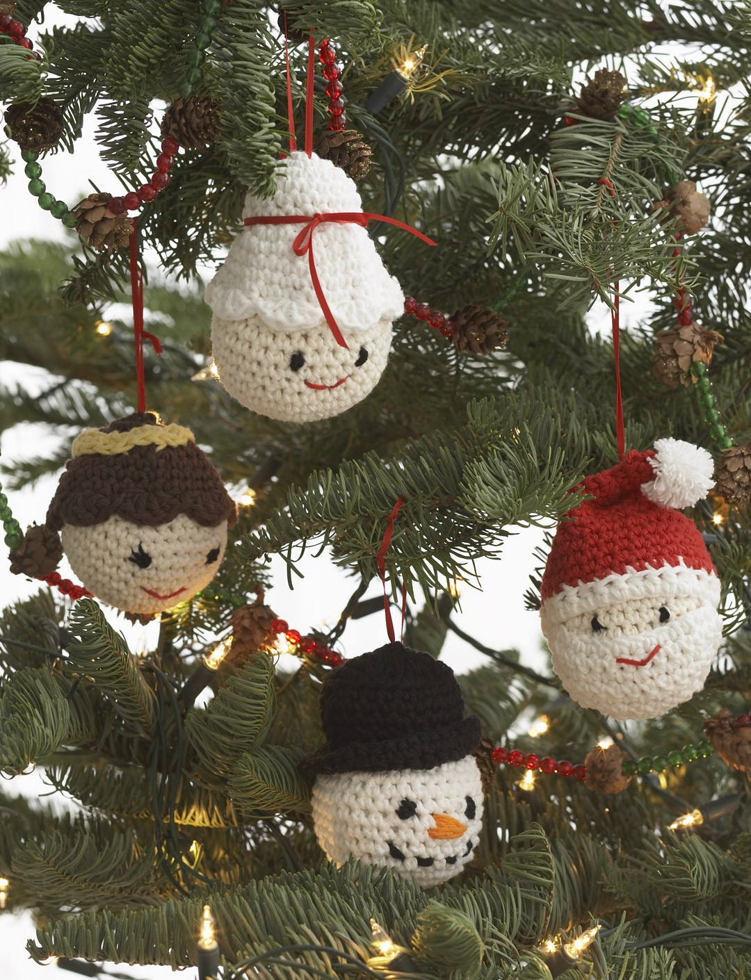 Amigurumi Ornaments
