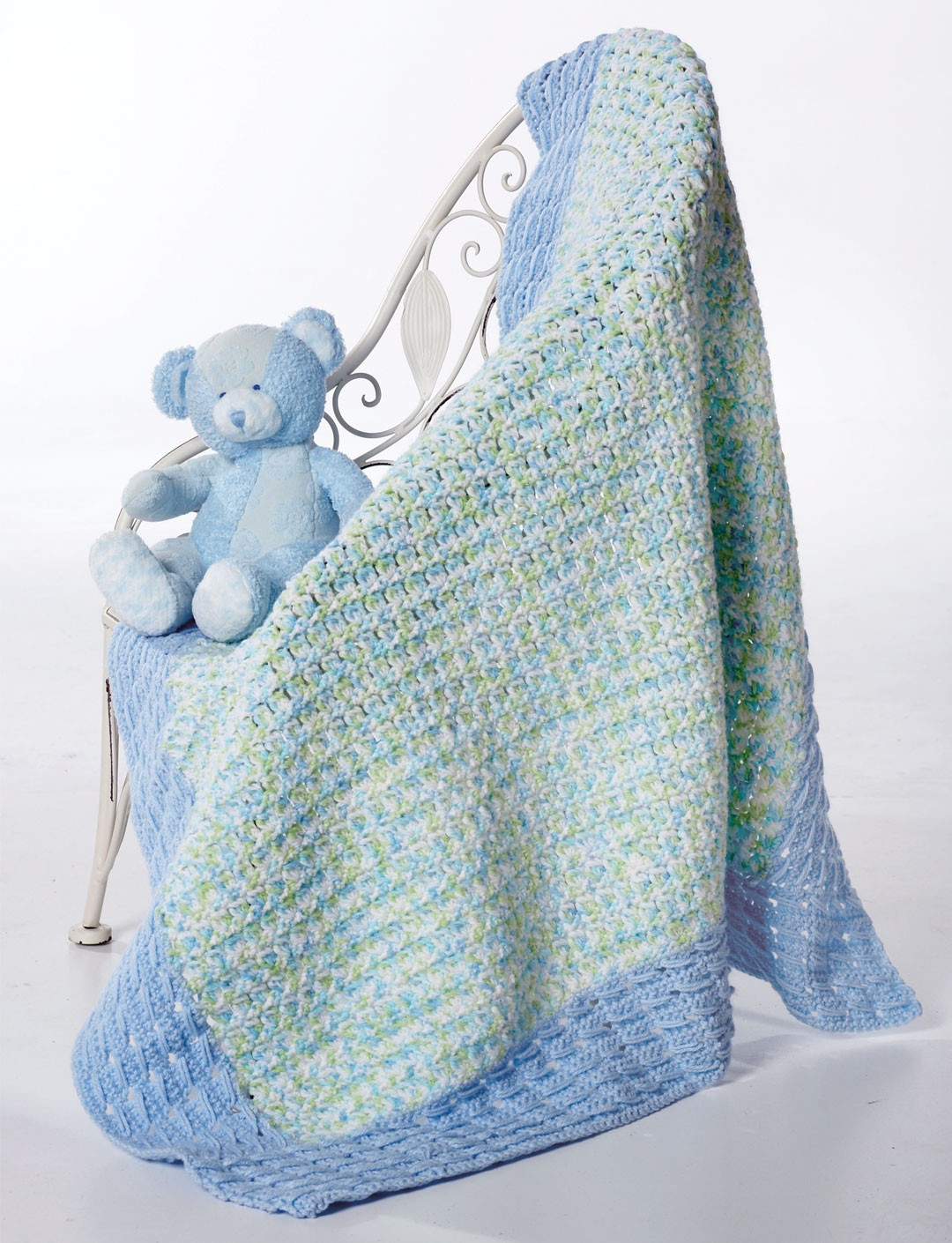 Clusters and Crosses Blanket