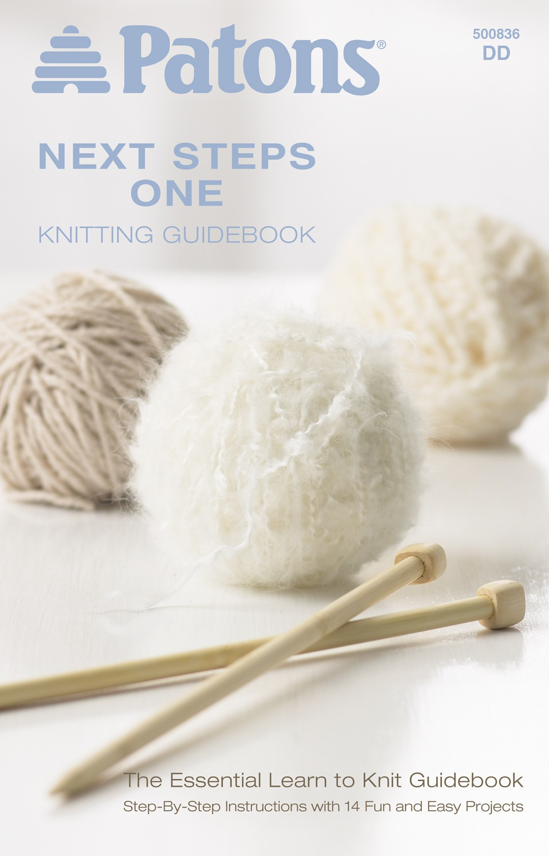 Next Steps One - Knitting Guidebook