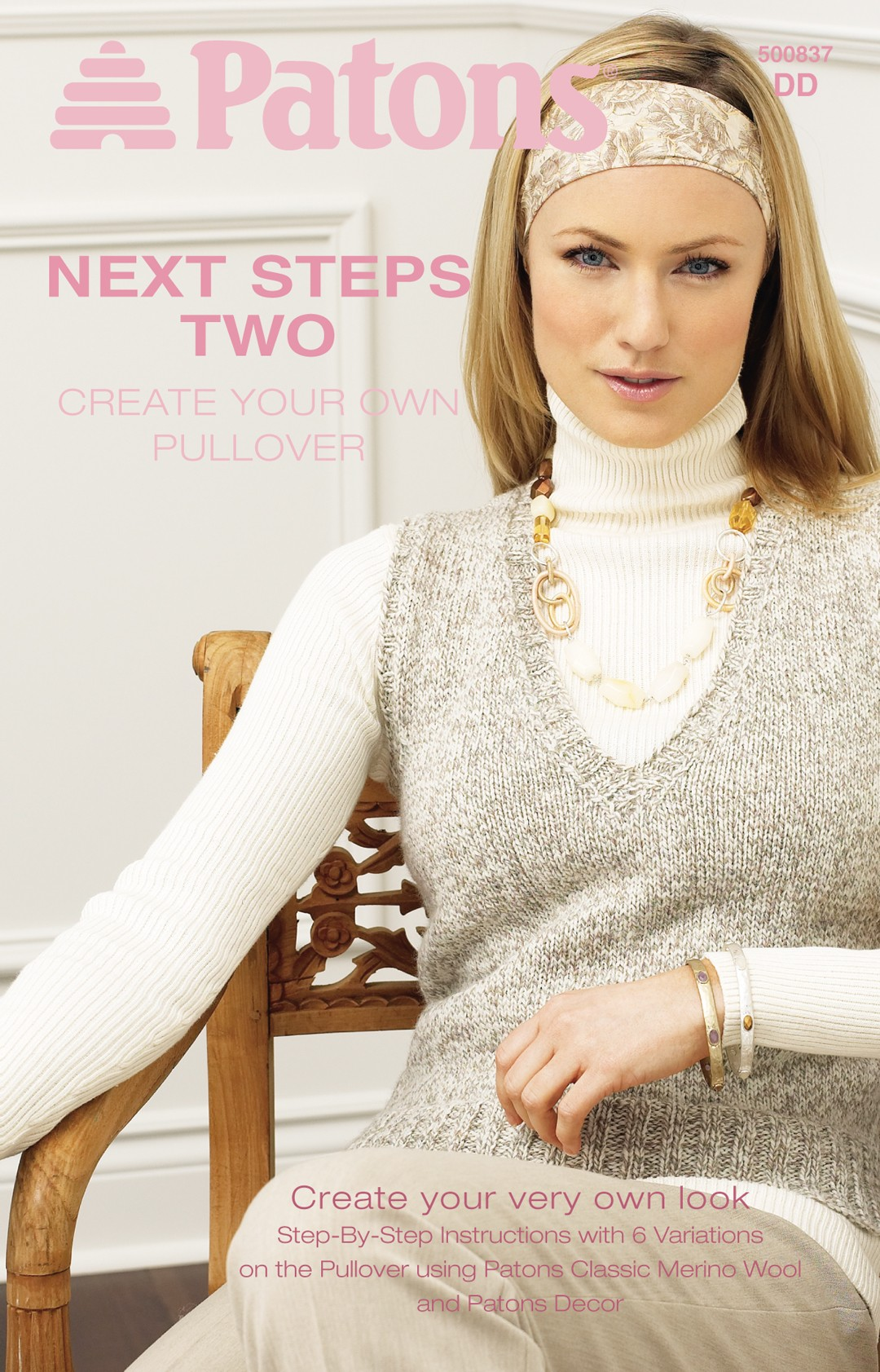 Next Steps Two - Create Your Own Pullover