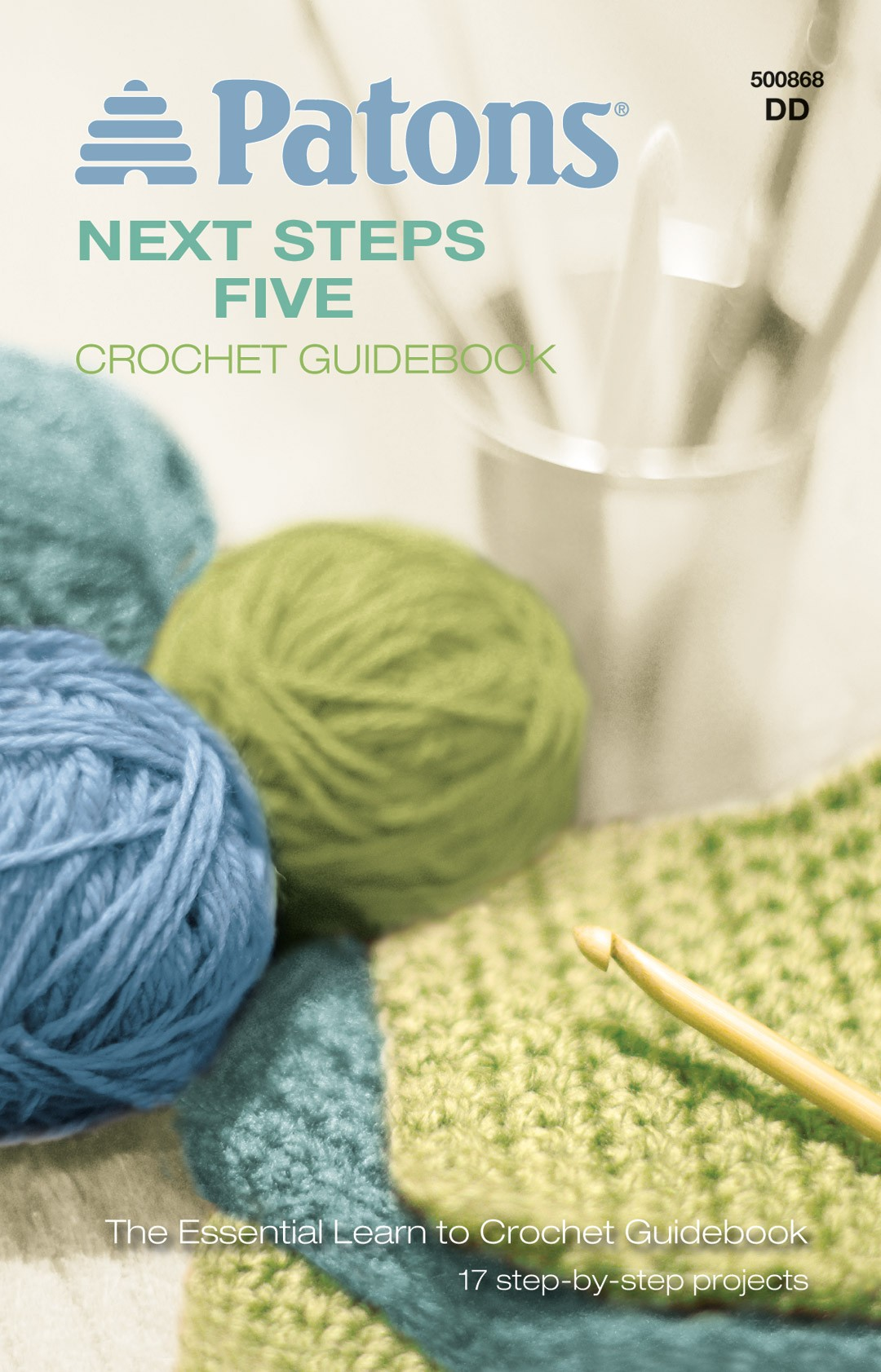 Next Steps Five - Crochet Guidebook