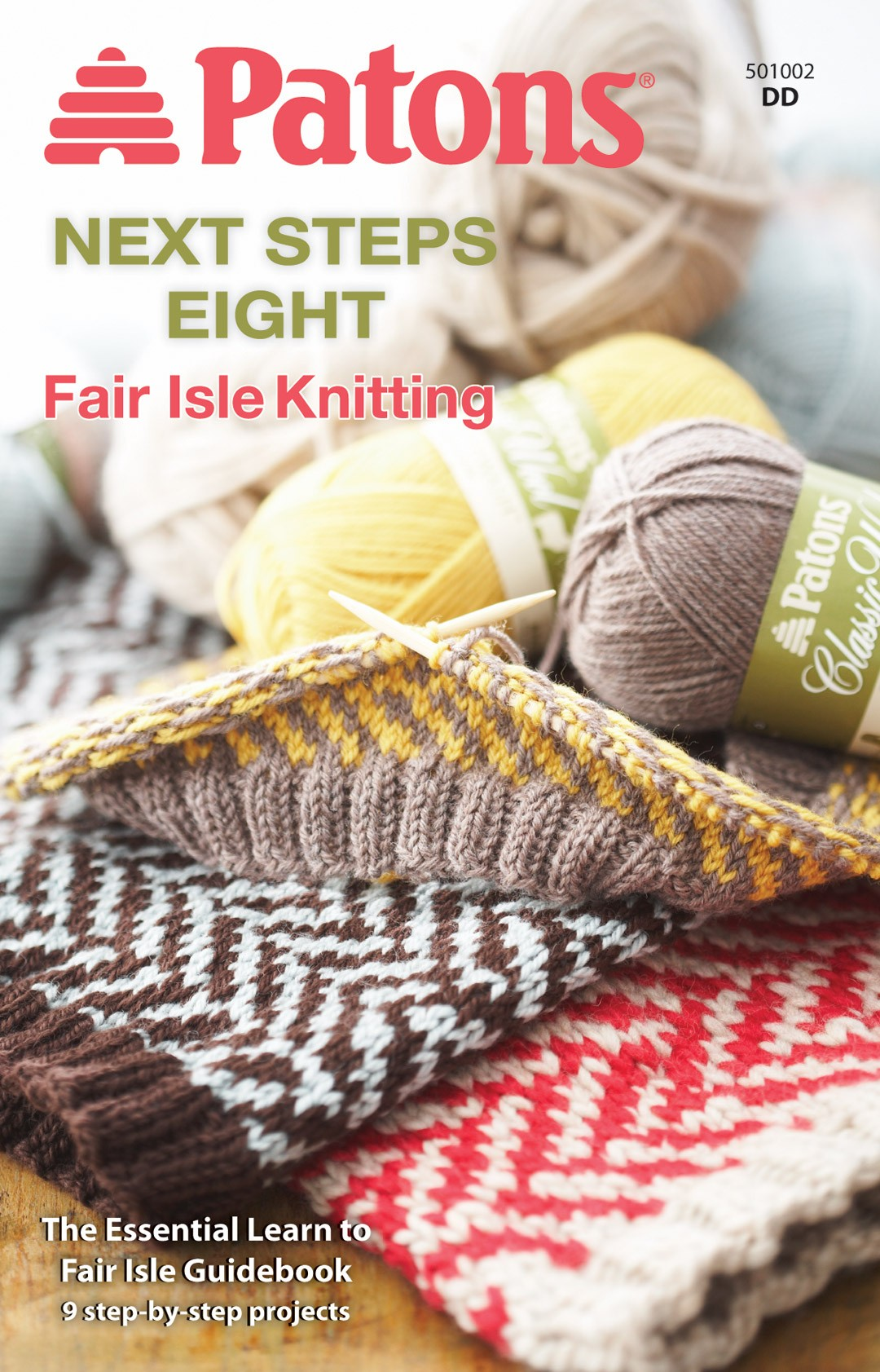 Fair Isle Knitting Kits Canada : Next steps eight fair isle knitting pattern books