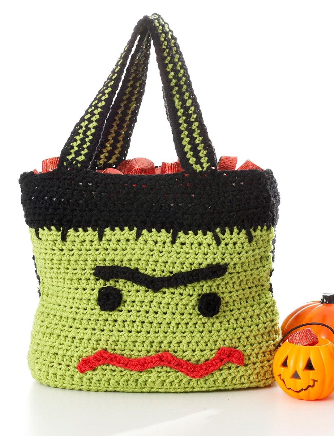 Monster Trick or Treat Bag