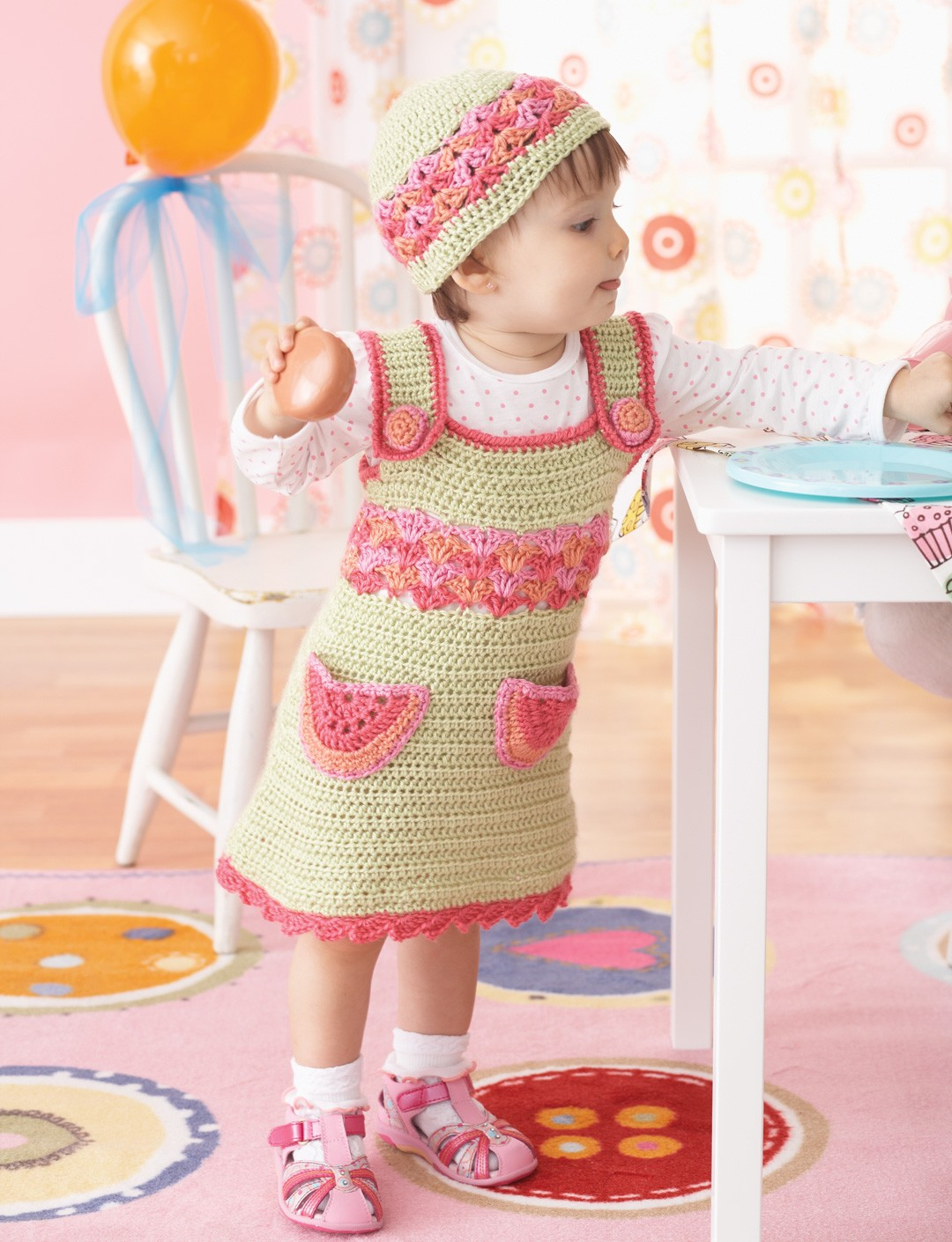 Juicy Slices Jumper Set