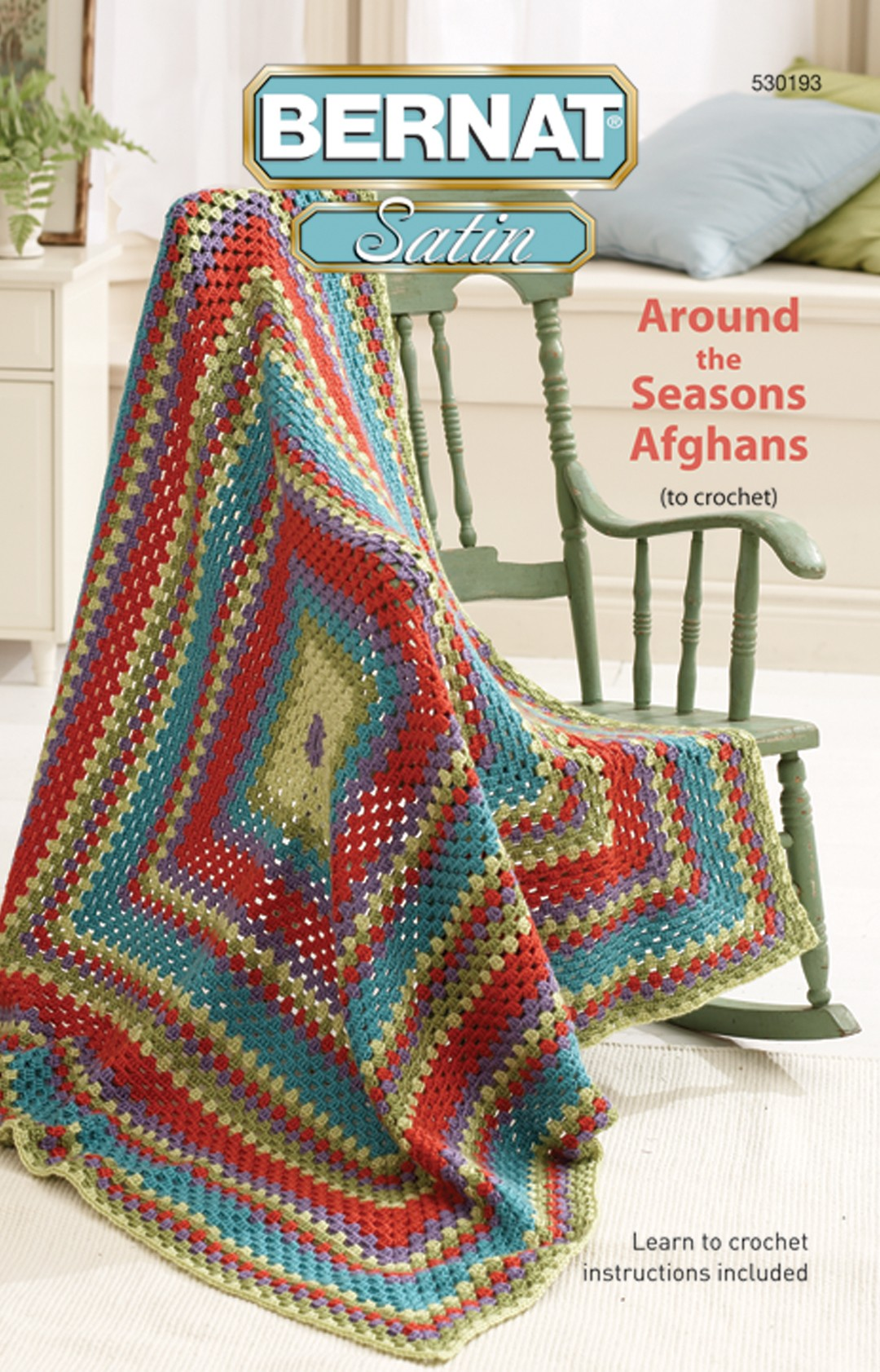 Around the Seasons Afghans