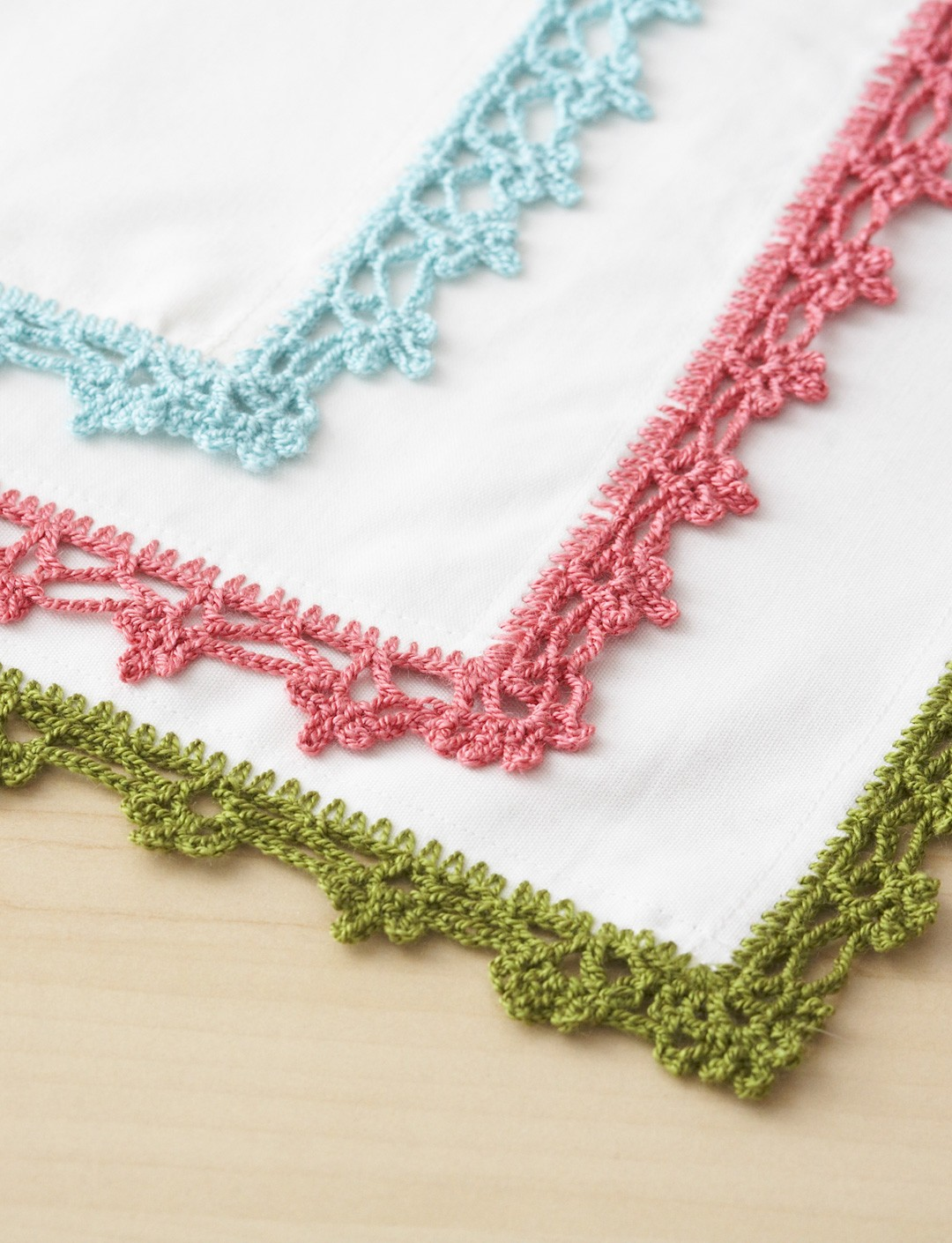 Lace Napkin Edging