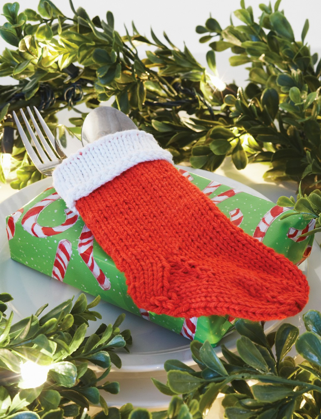 Free Knitted Christmas Stocking Pattern. Knitted Christmas Stockings ...