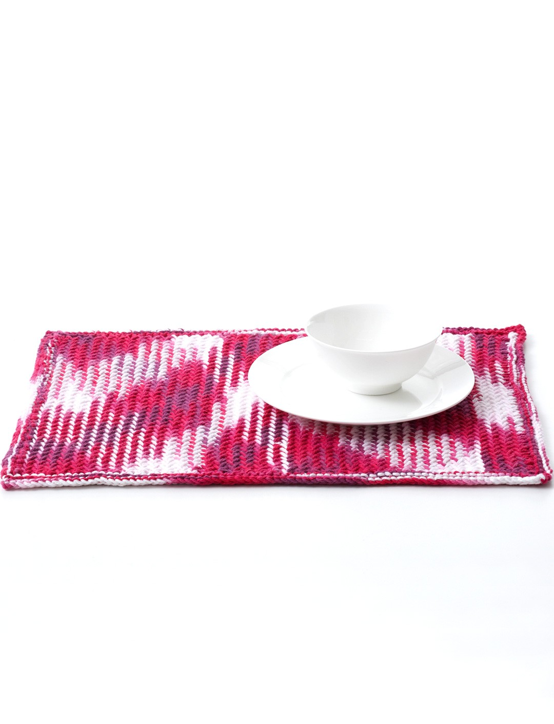 Peace & Love Knit Placemat