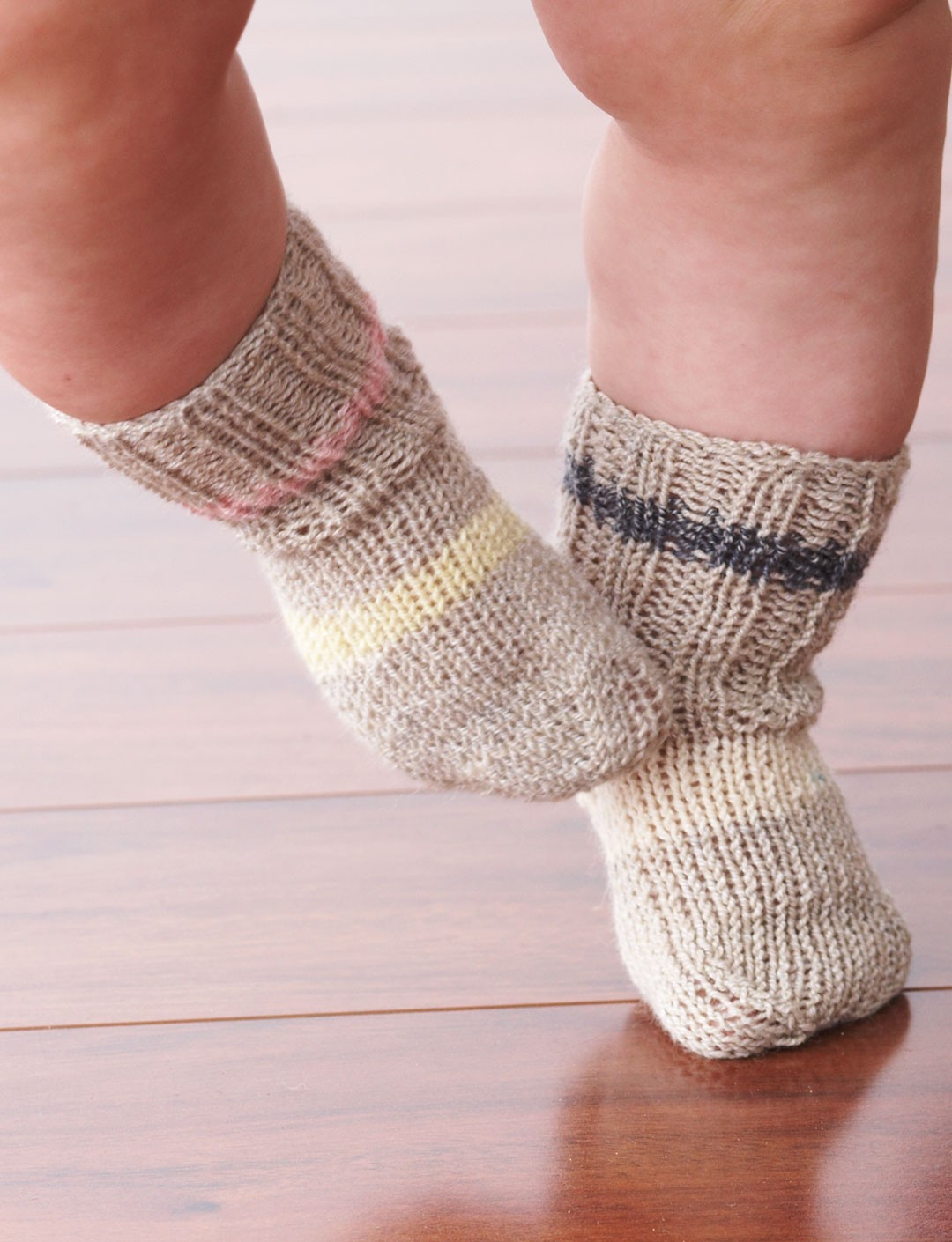 Stretch Baby Socks