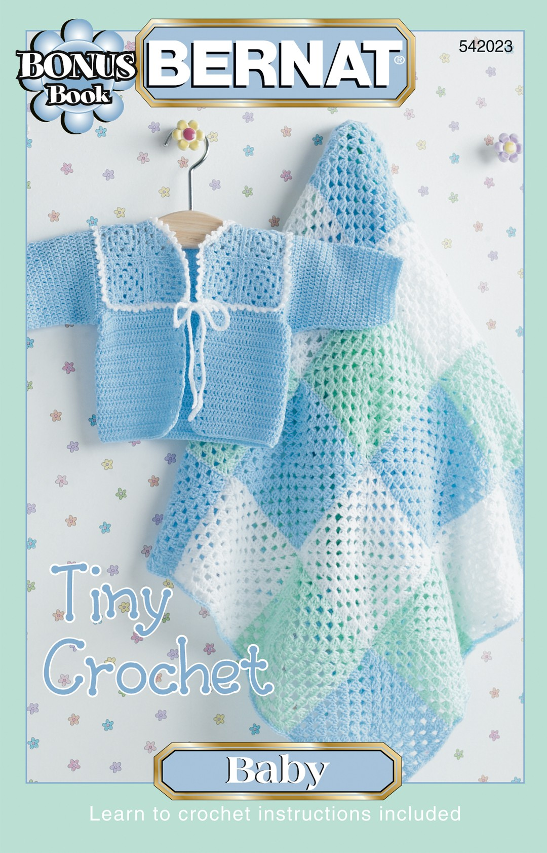 Tiny Crochet - Bonus Book