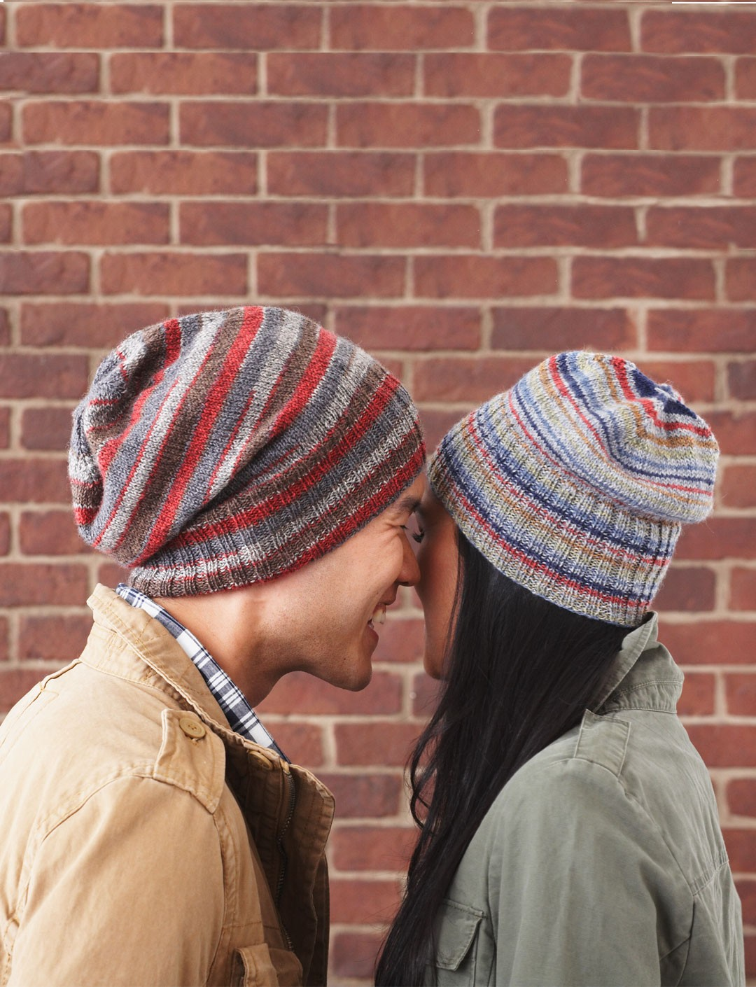 Patons Basic Beanies, Knit Pattern Yarnspirations