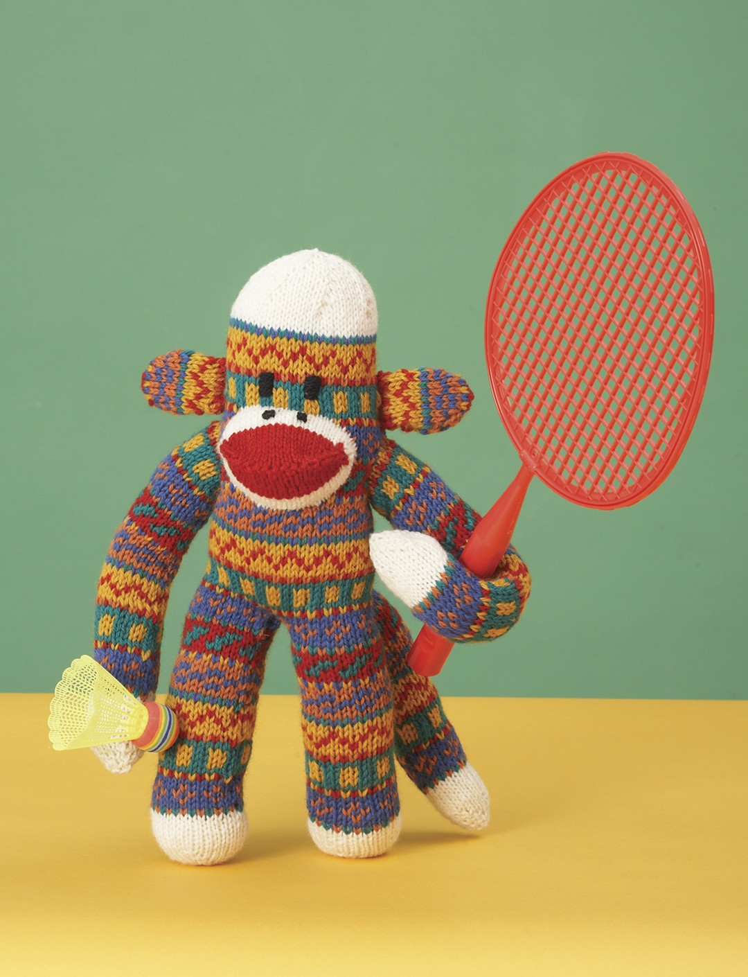 Fair Isle Monkey