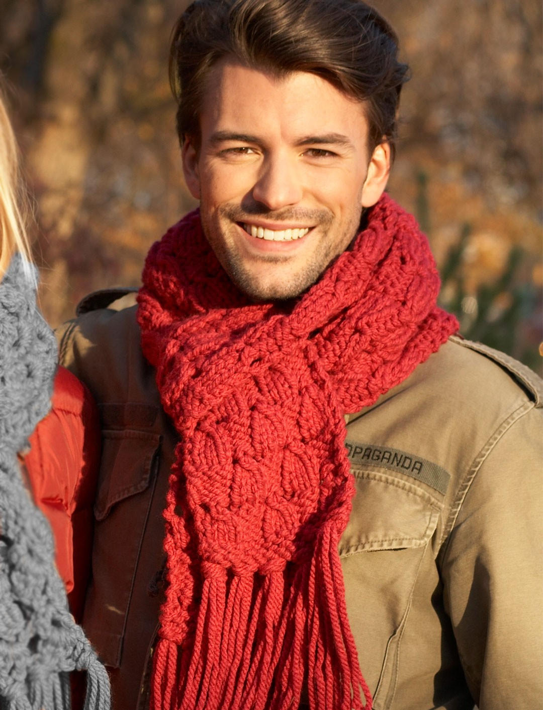 Easy Scarf to Knit