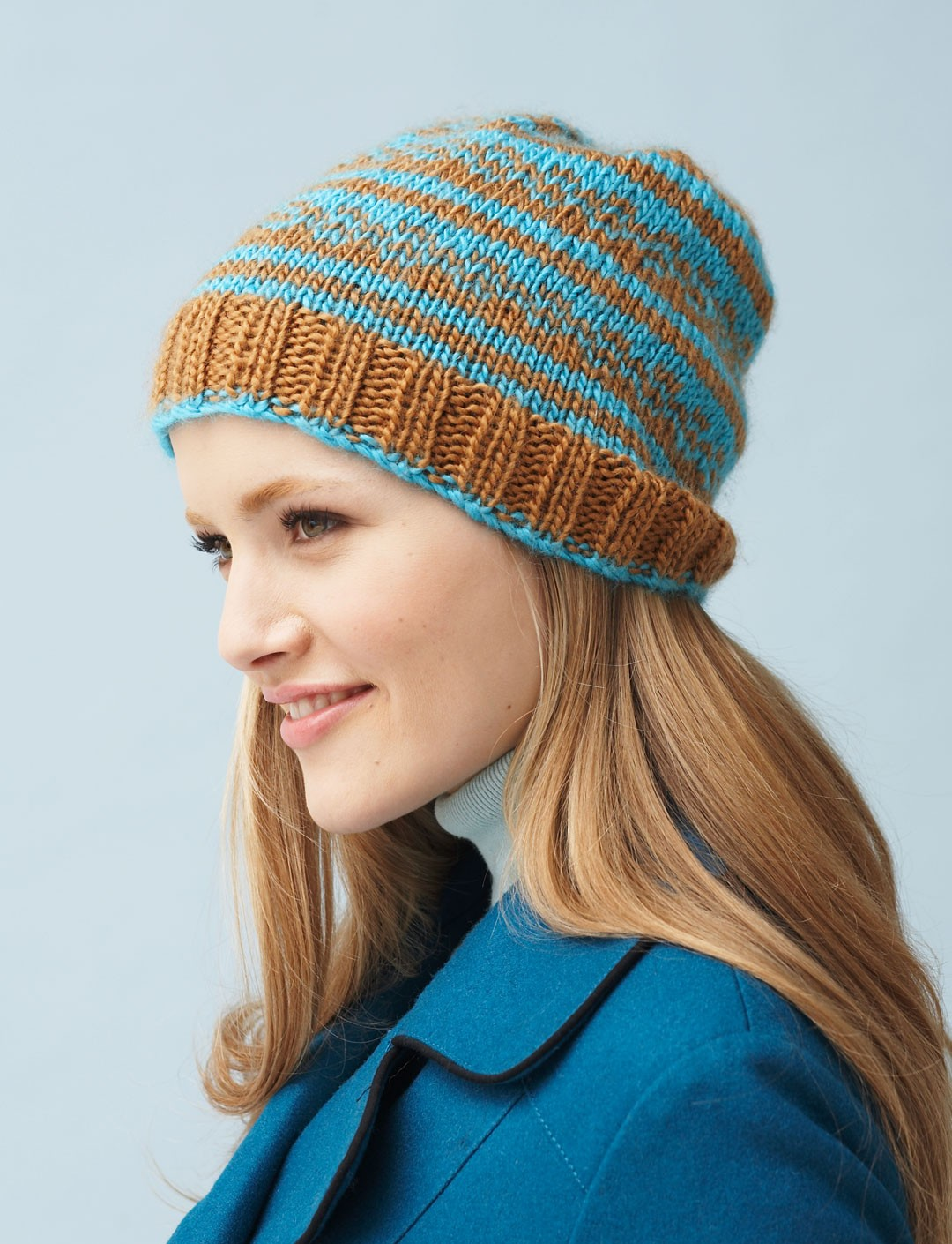 Fairly Fair Isle Hat
