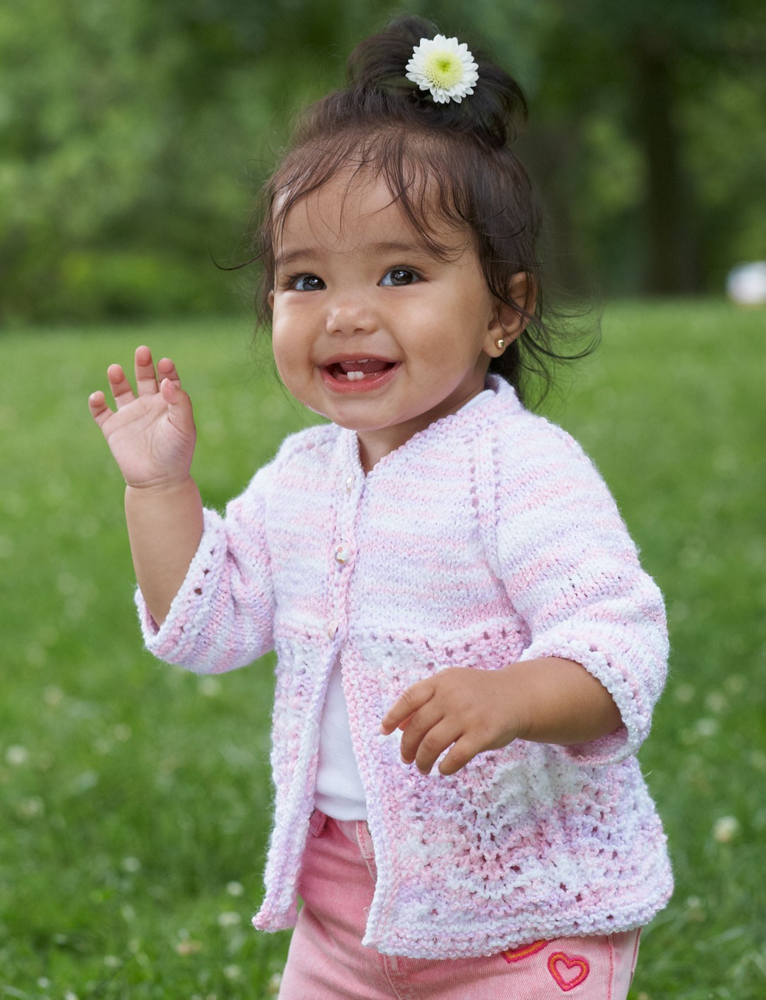Pretty Kiddy Cardigan
