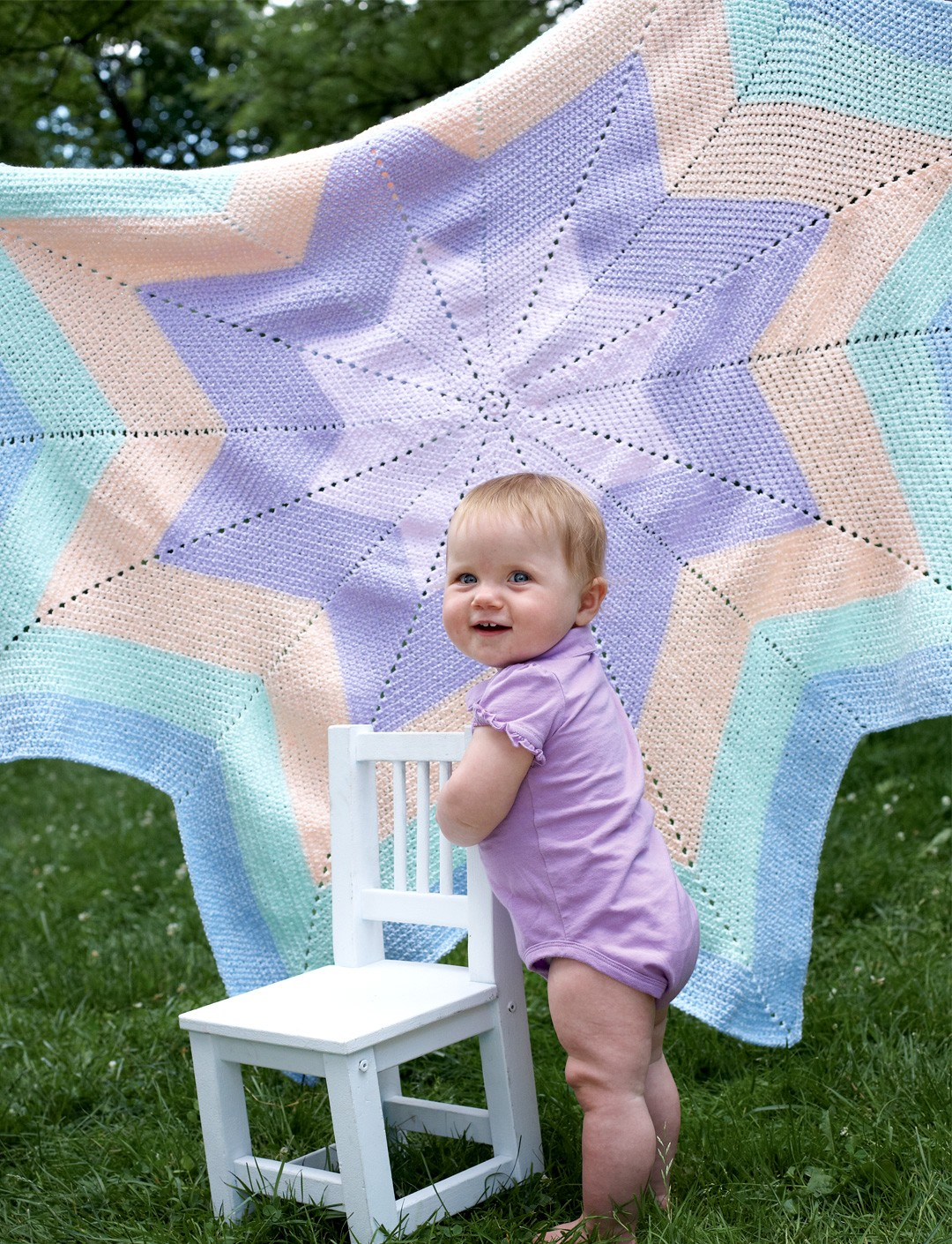 Shooting Star Blanket