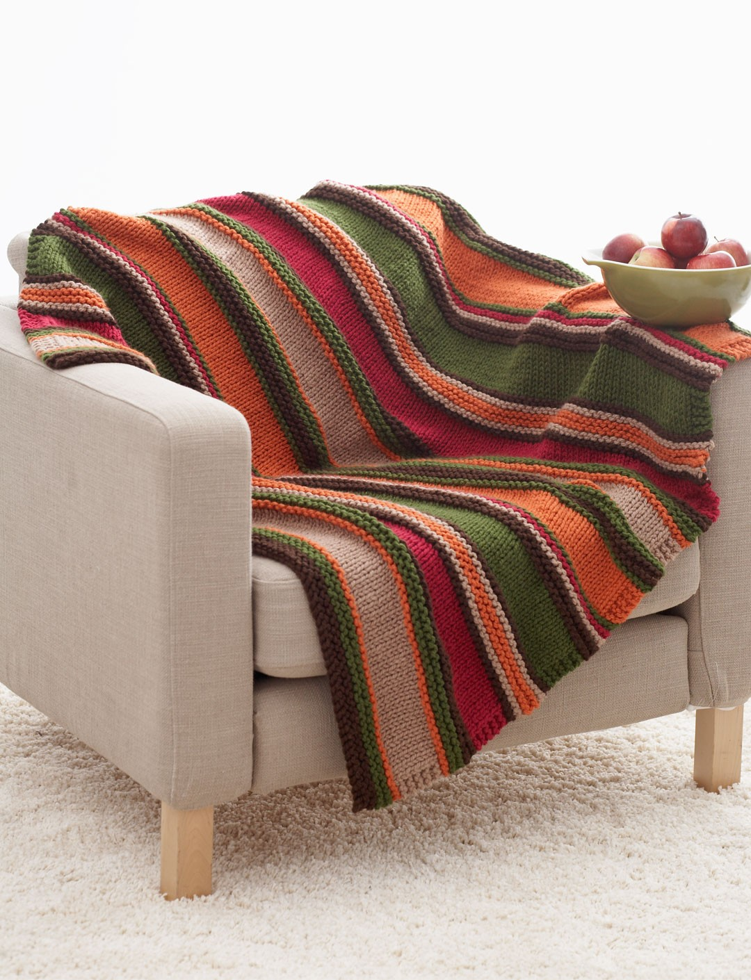 Basic Stripes Blanket