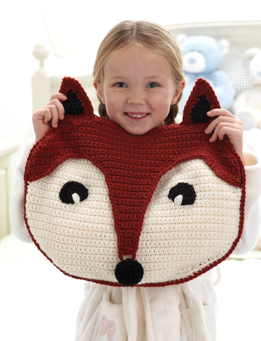 Foxy PJ Pillow