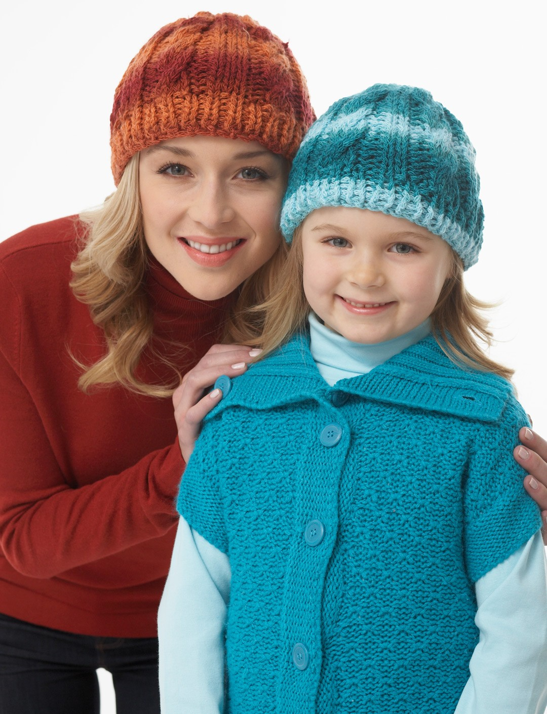 Bernat Knitting Patterns Free : Bernat Cable Hat, Knit Pattern Yarnspirations