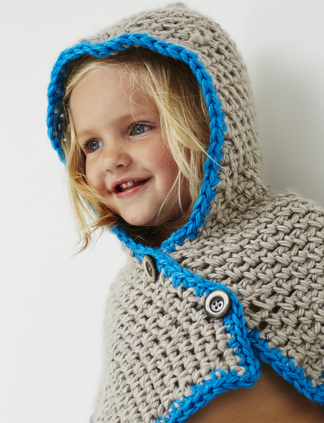 Free Crochet Pattern Toddler Hooded Cowl : This quick and cozy crochet cowl works up in a jiffy: free ...