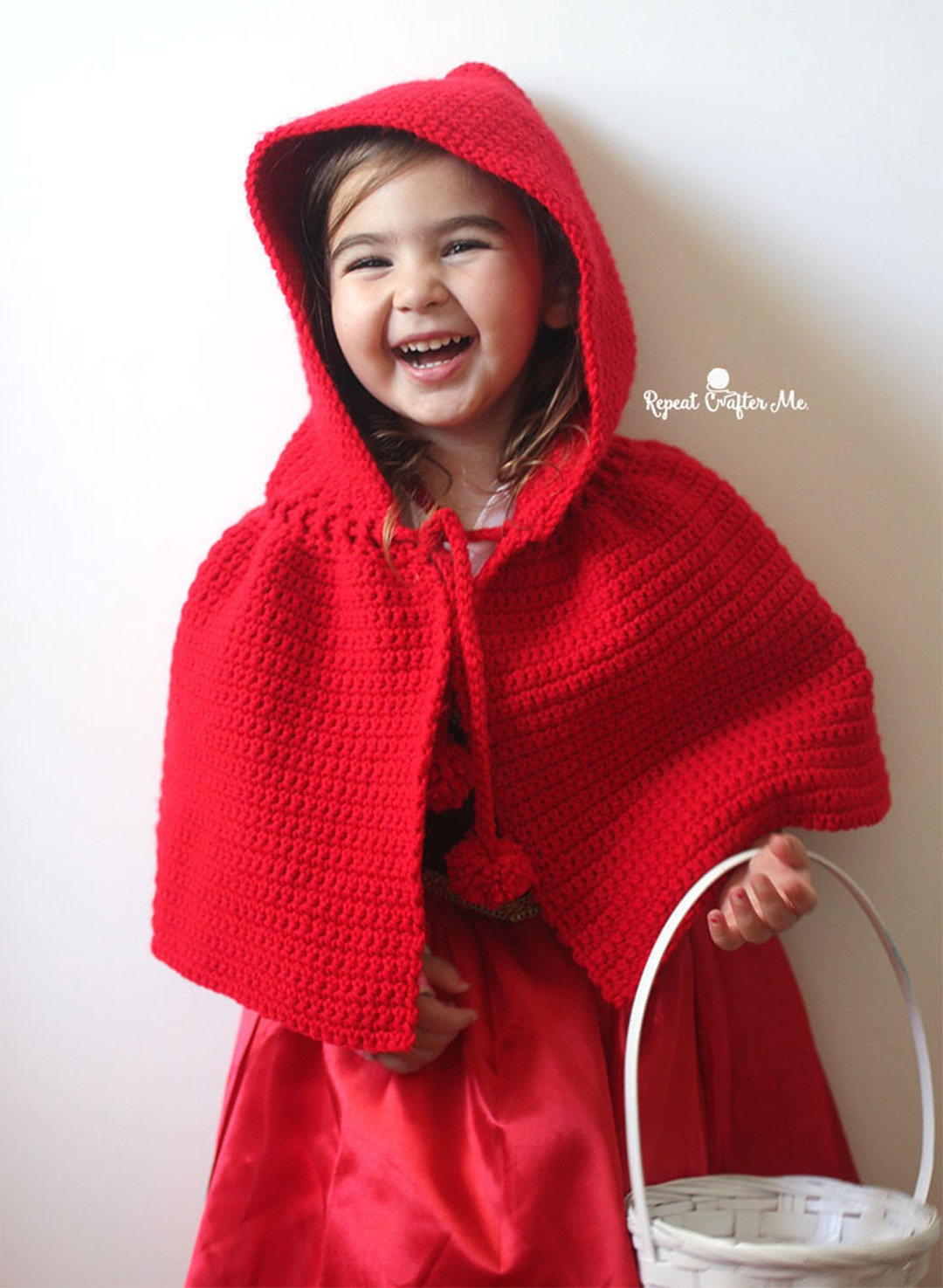Free Crochet Patterns Red Riding Hood : red riding hood cape pattern free