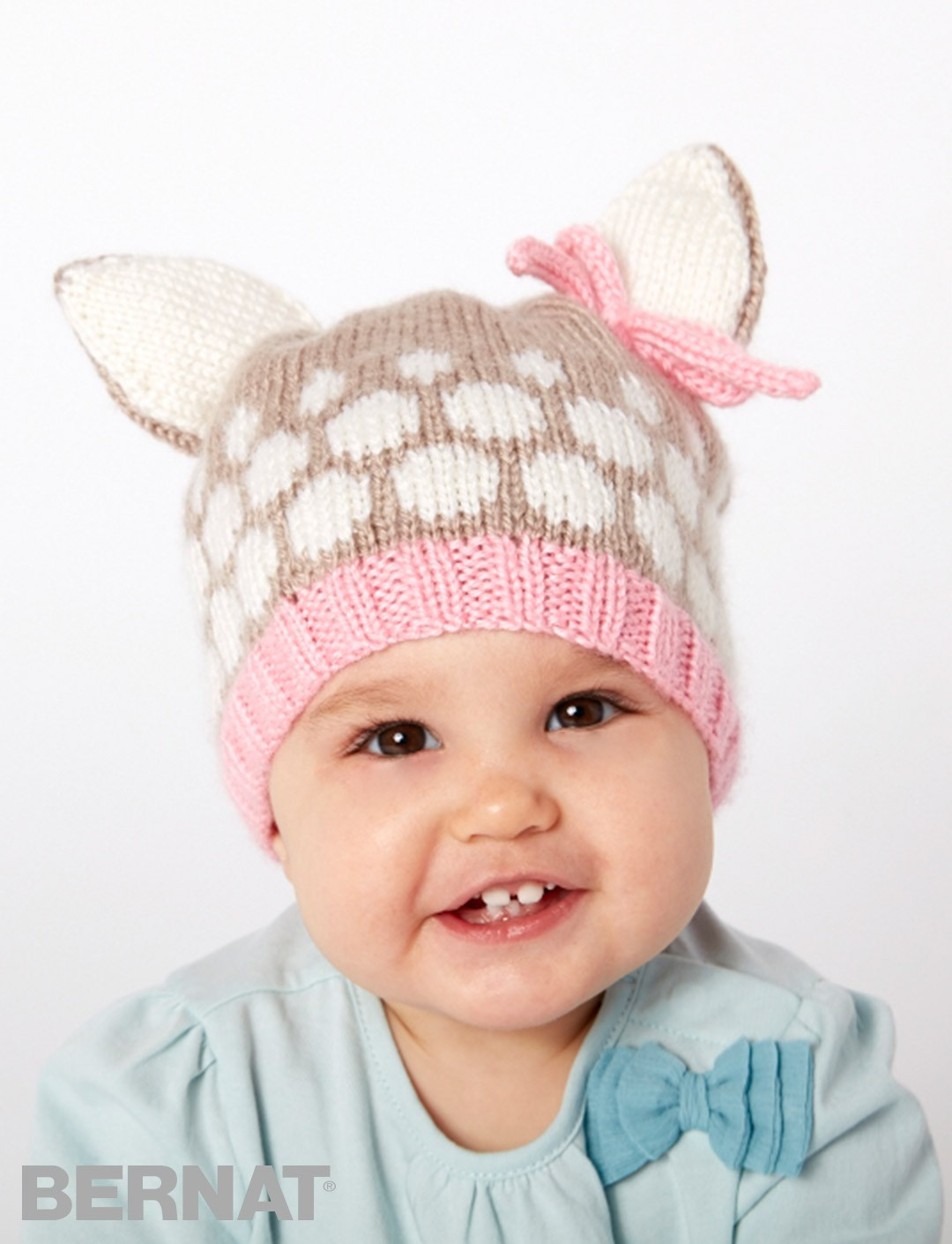 Speckled Fawn Hat