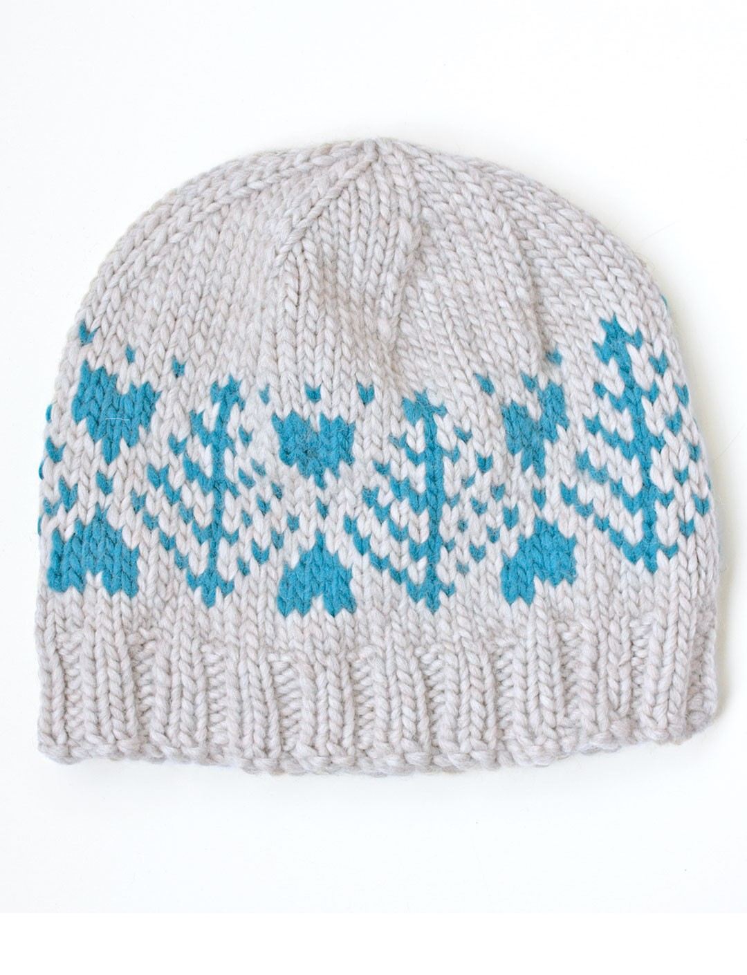 Blue Fir Hat