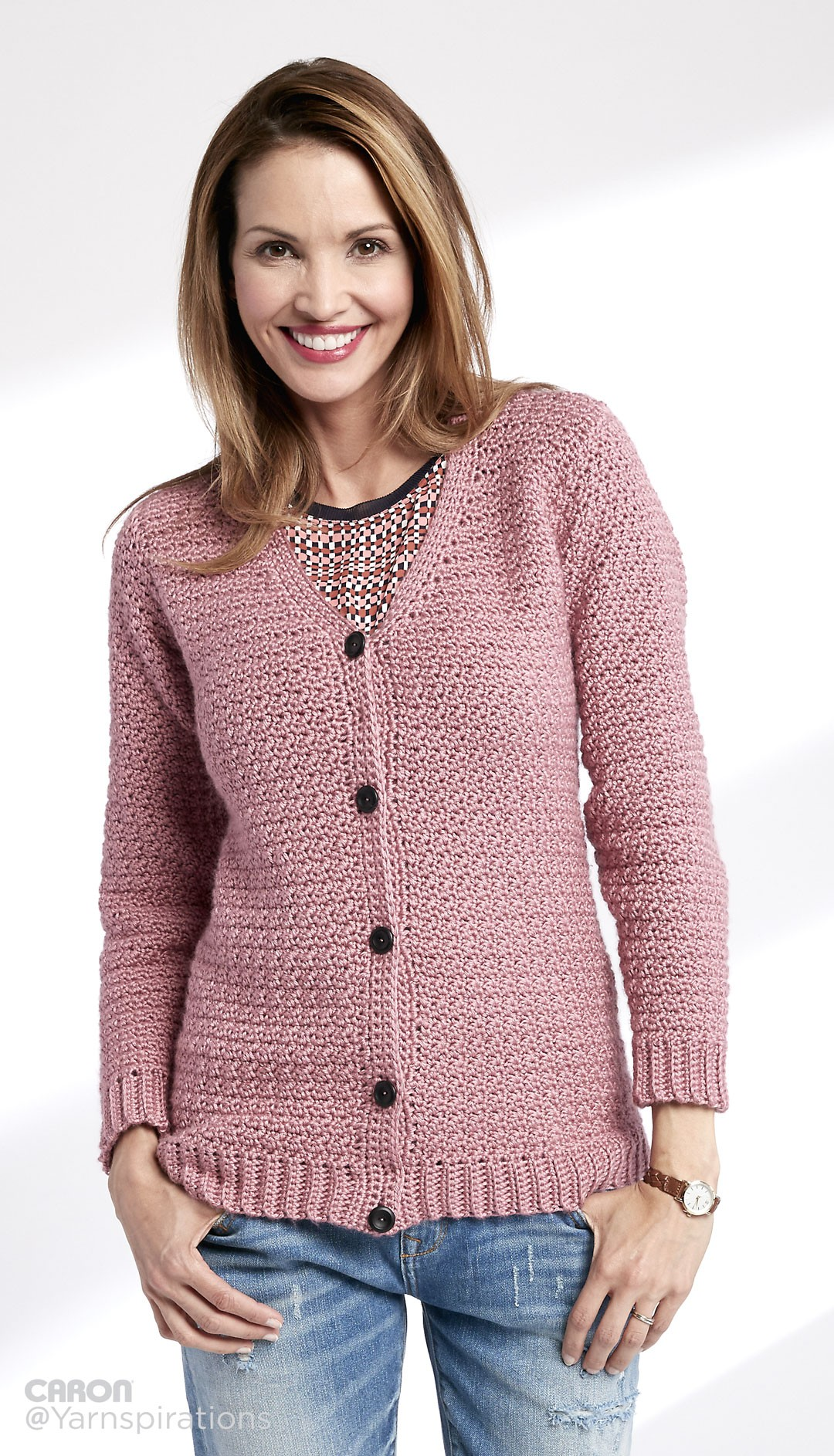 Womens Cardigan Crochet Patterns | Yarnspirations