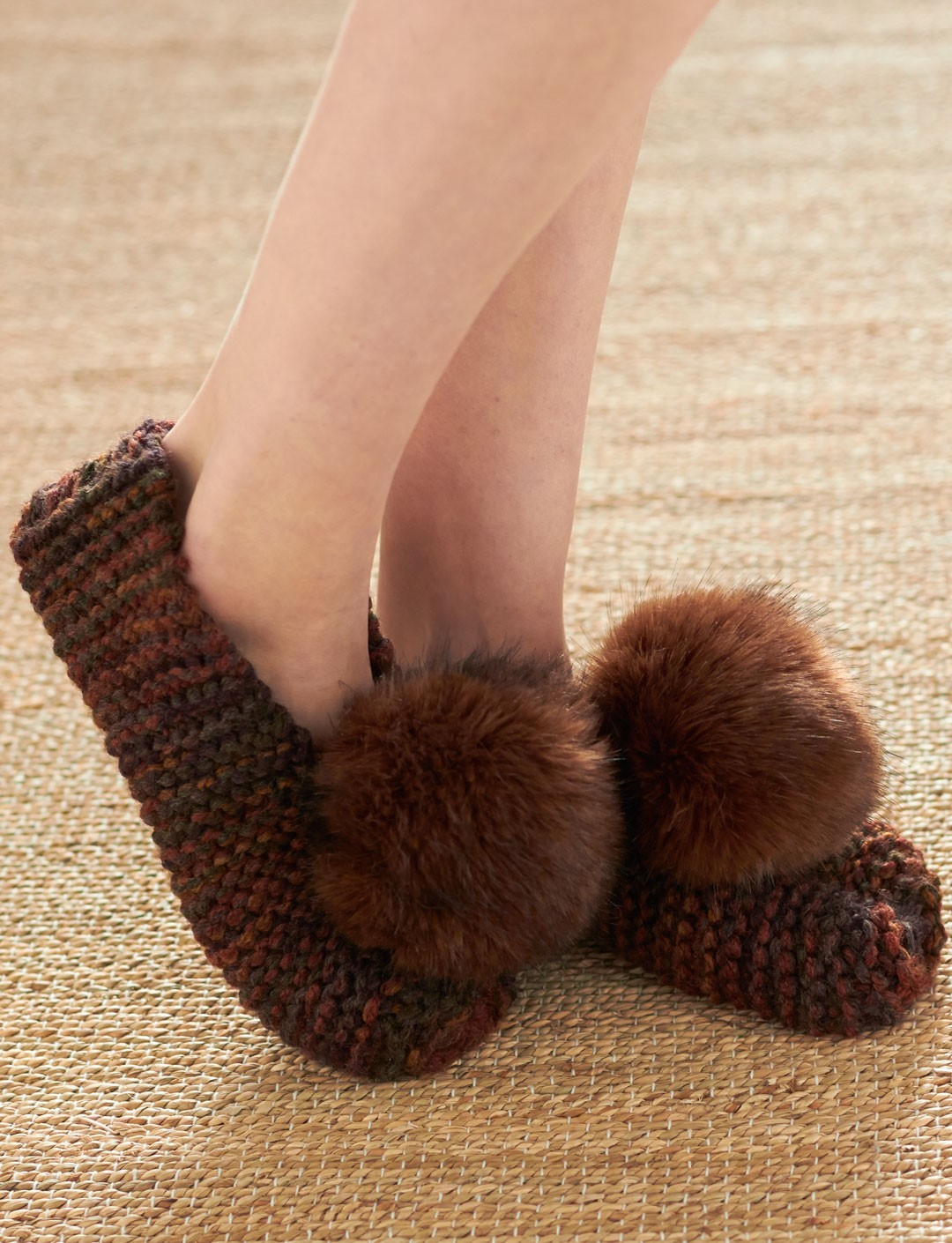Basic Chunky Slippers