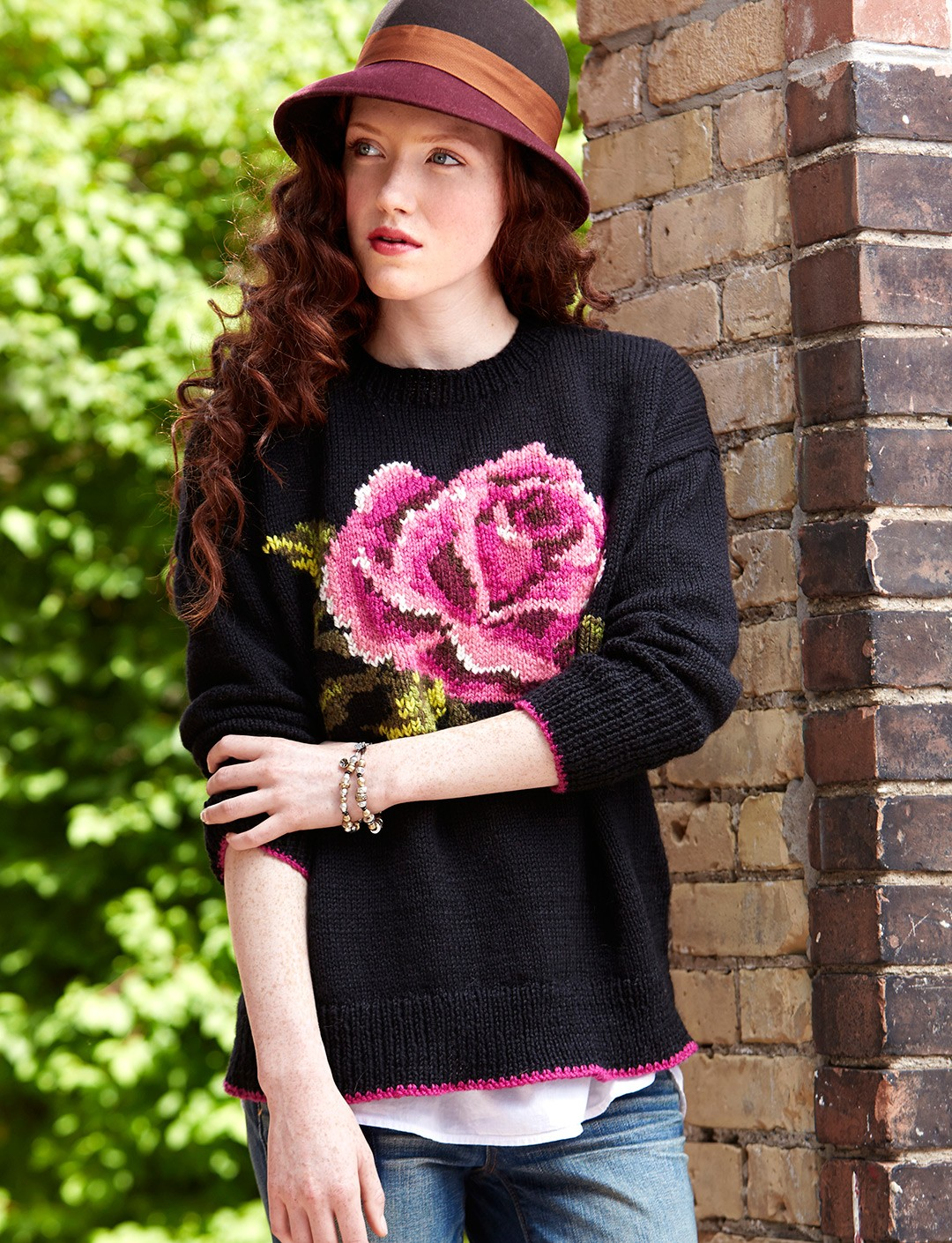 In Bloom Pullover
