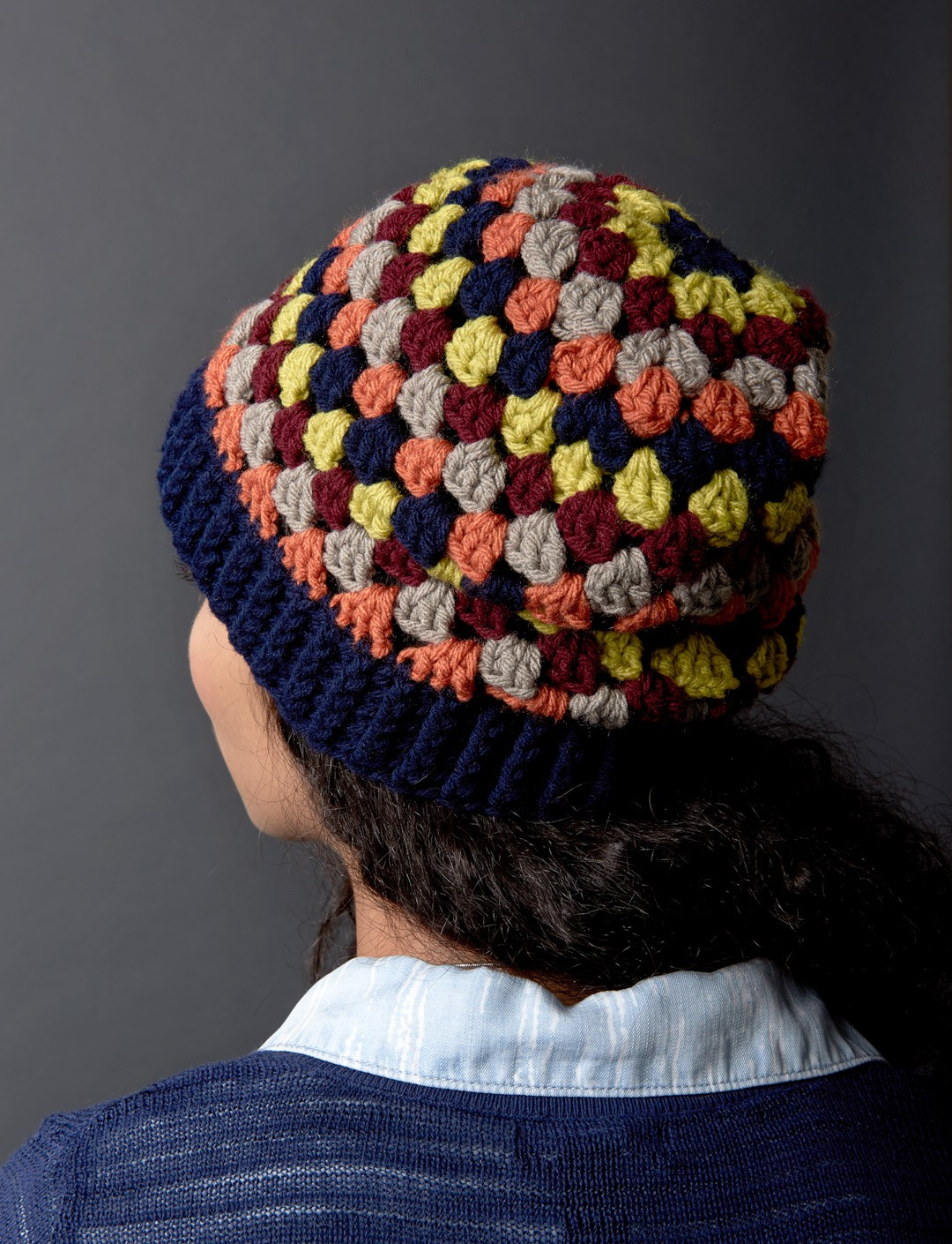 Granny Stripes Hat