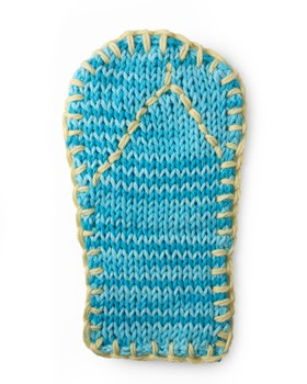 Flip Flop Dishcloth