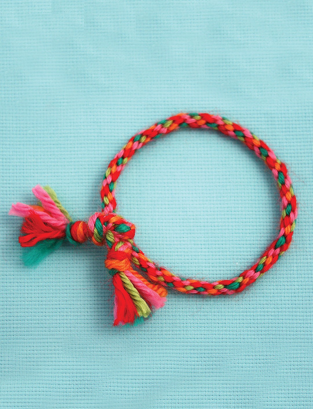 Kumihimo Friendship Bracelet
